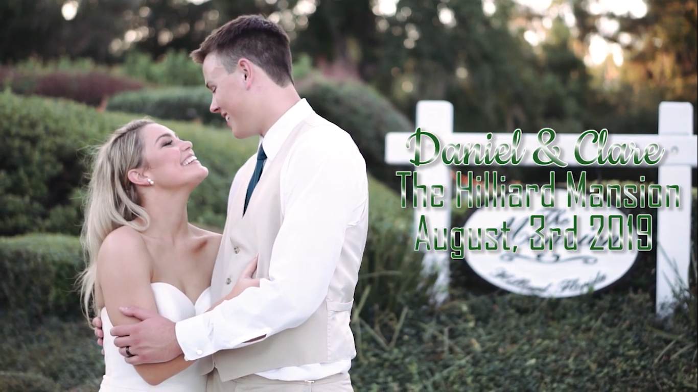 Daniel + Clare | Hilliard, Florida | The Hilliard Mansion