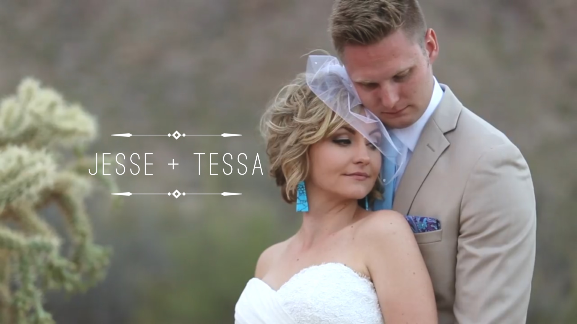 Jesse + Tessa | San Tan Valley, Arizona | Private Estate