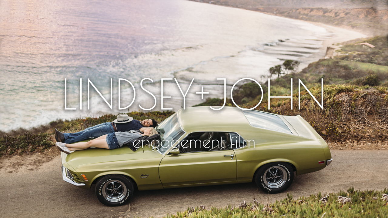 Jonathan + Lindsey | Los Angeles, California | Malibu