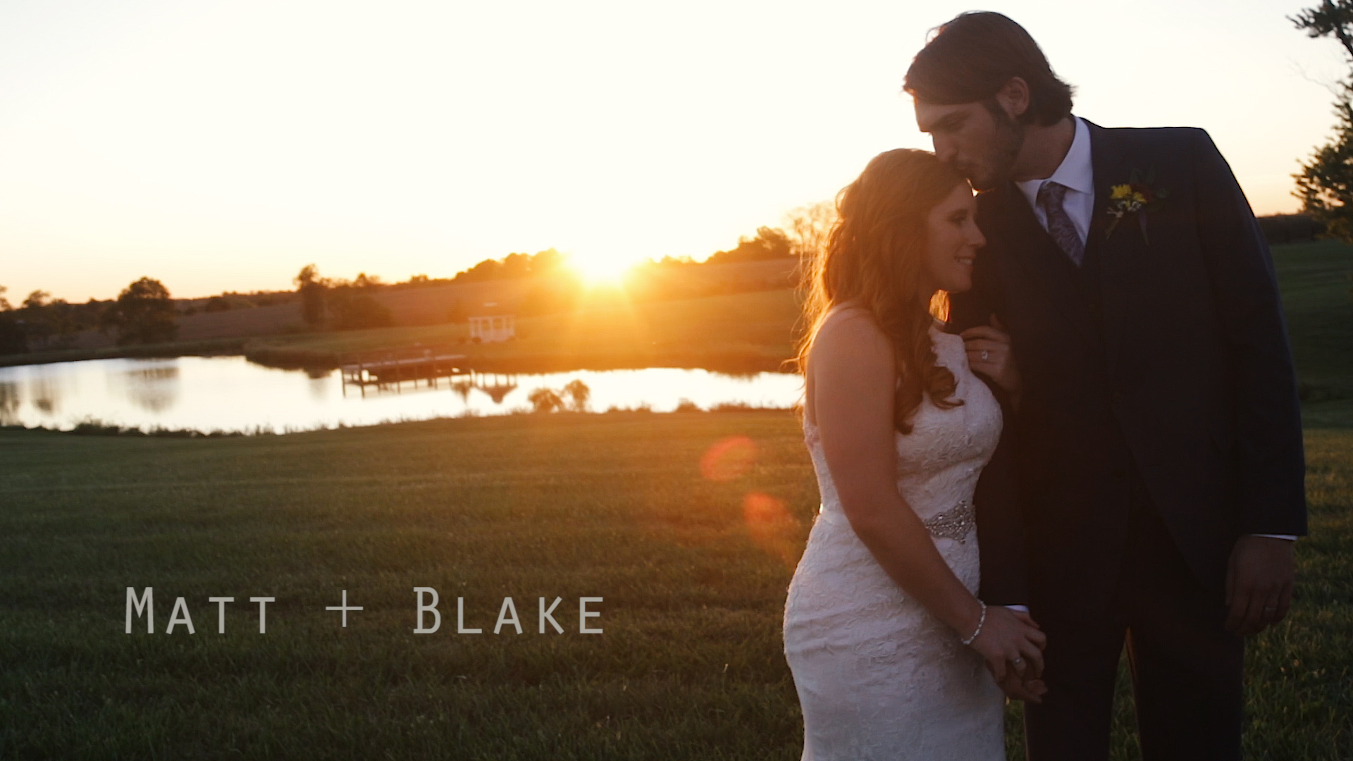 Matt + Blake | Eminence, Kentucky | Old Blue Ribbon Farm