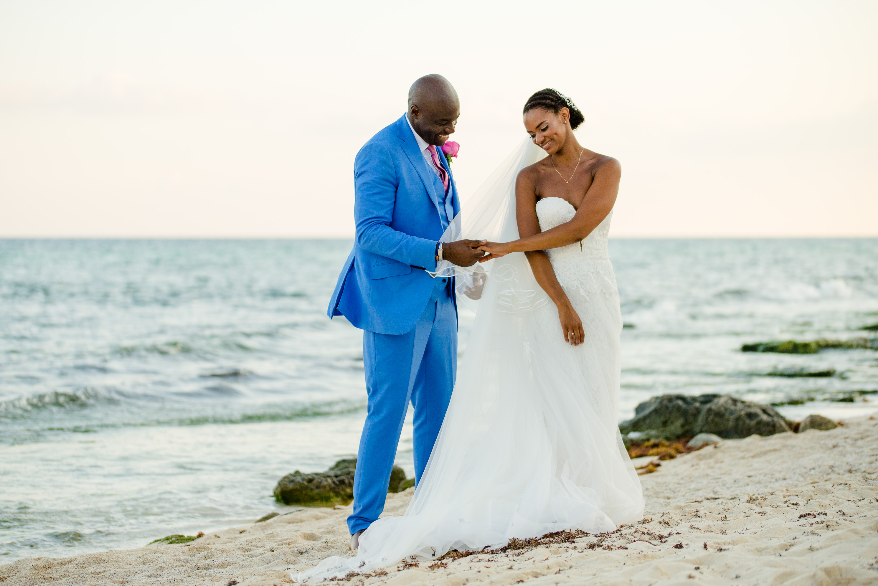 Colette + Xavier | Playa del Carmen, Mexico | The Fives Hotels And Residences