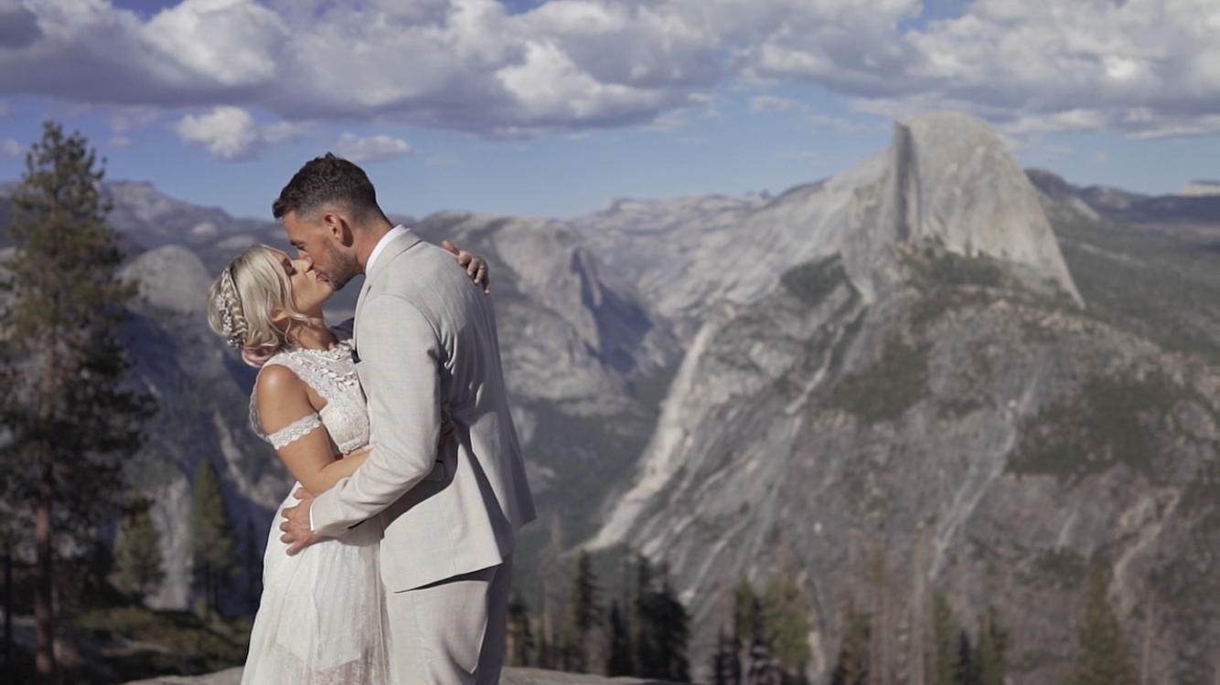 Sheridan + Jake | Yosemite Valley, California | Yosemite National Park