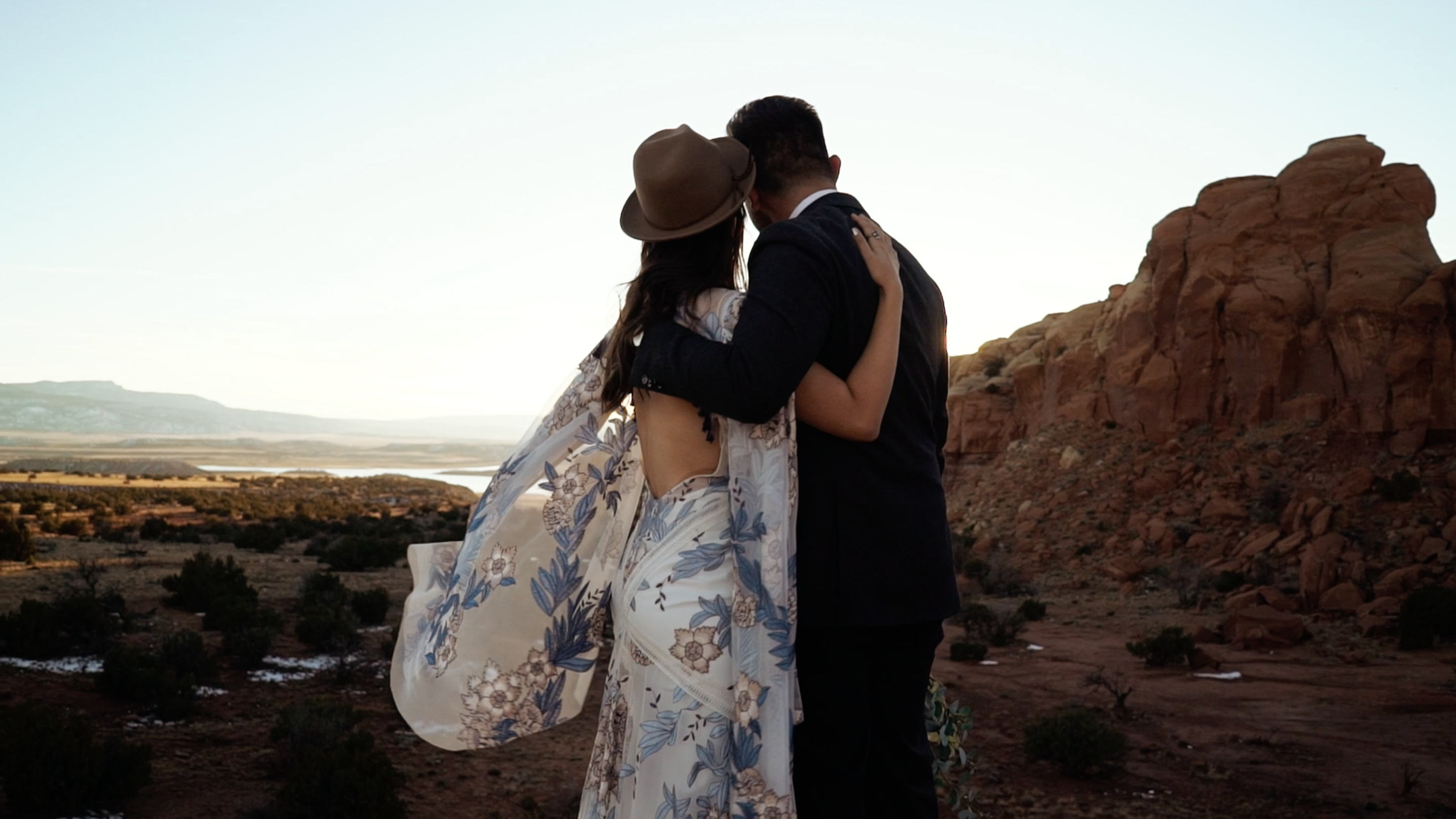 Jay + Mack | Abiquiu, New Mexico | Ghost Ranch