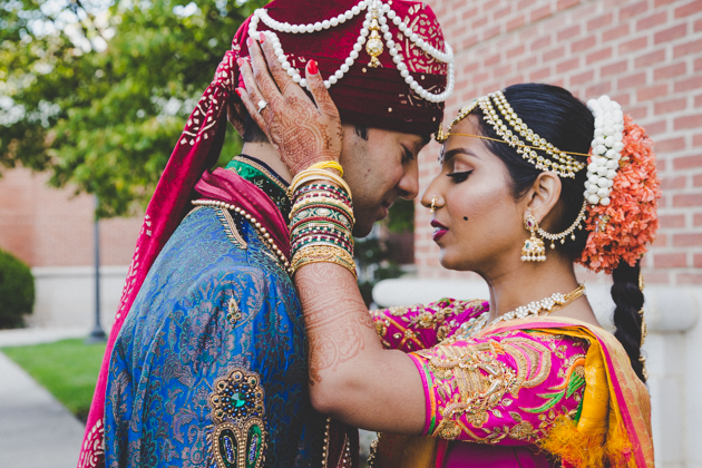 Navya + Navin | Columbus, Ohio | Hilton Easton, Columbus