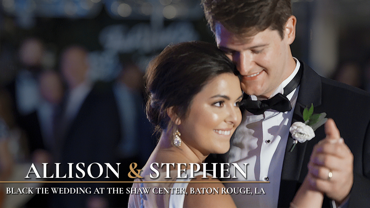 Allison + Stephen | Baton Rouge, Louisiana | Shaw Centre