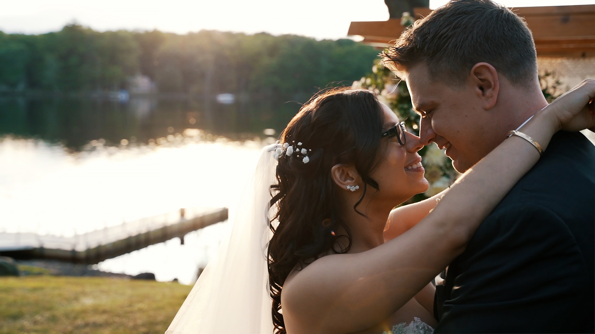 Juliet + Kevin | Hawley, Pennsylvania | Woodloch Resort