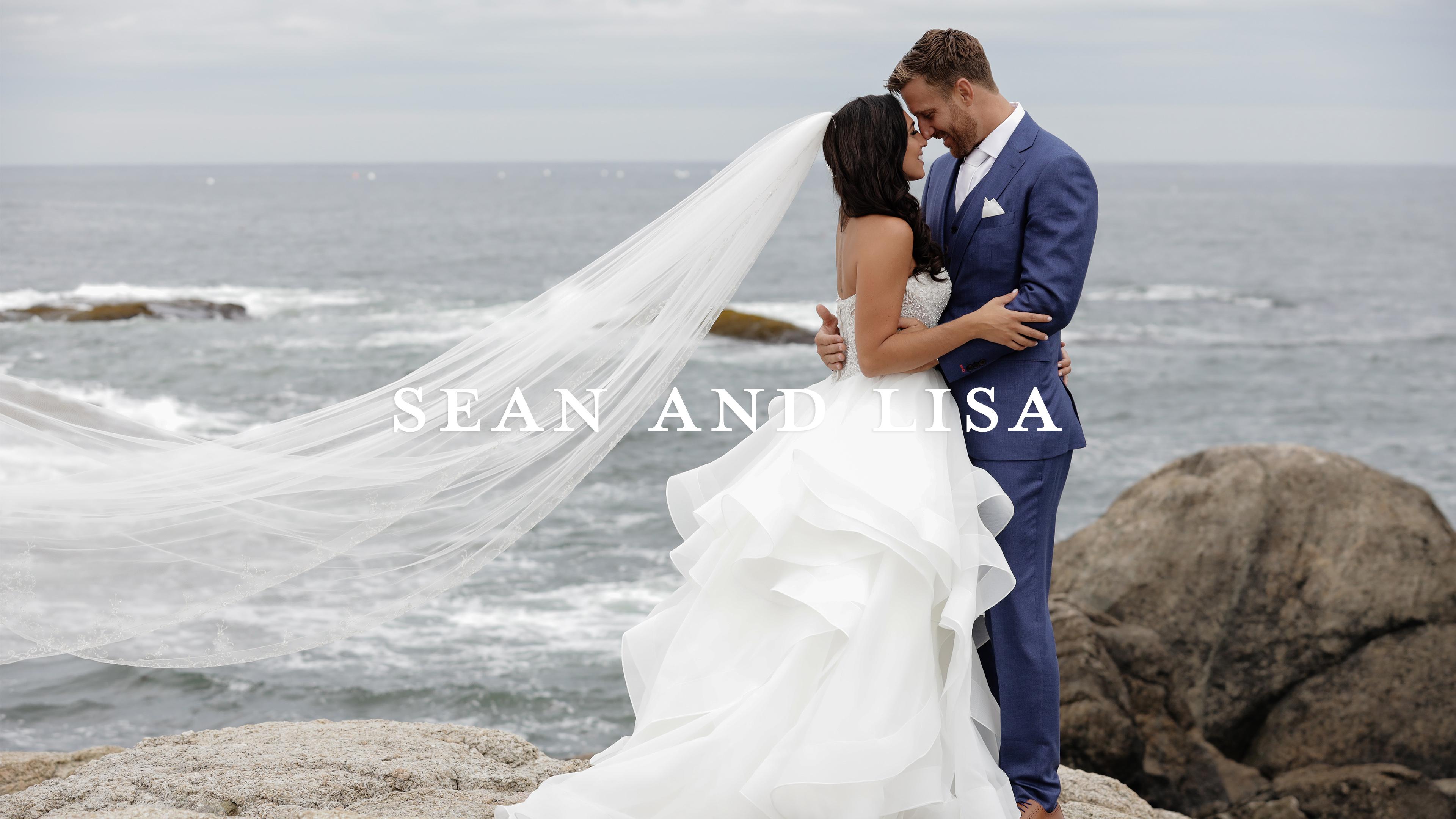 Sean + Lisa | Newport, Rhode Island | Castle Hill Inn