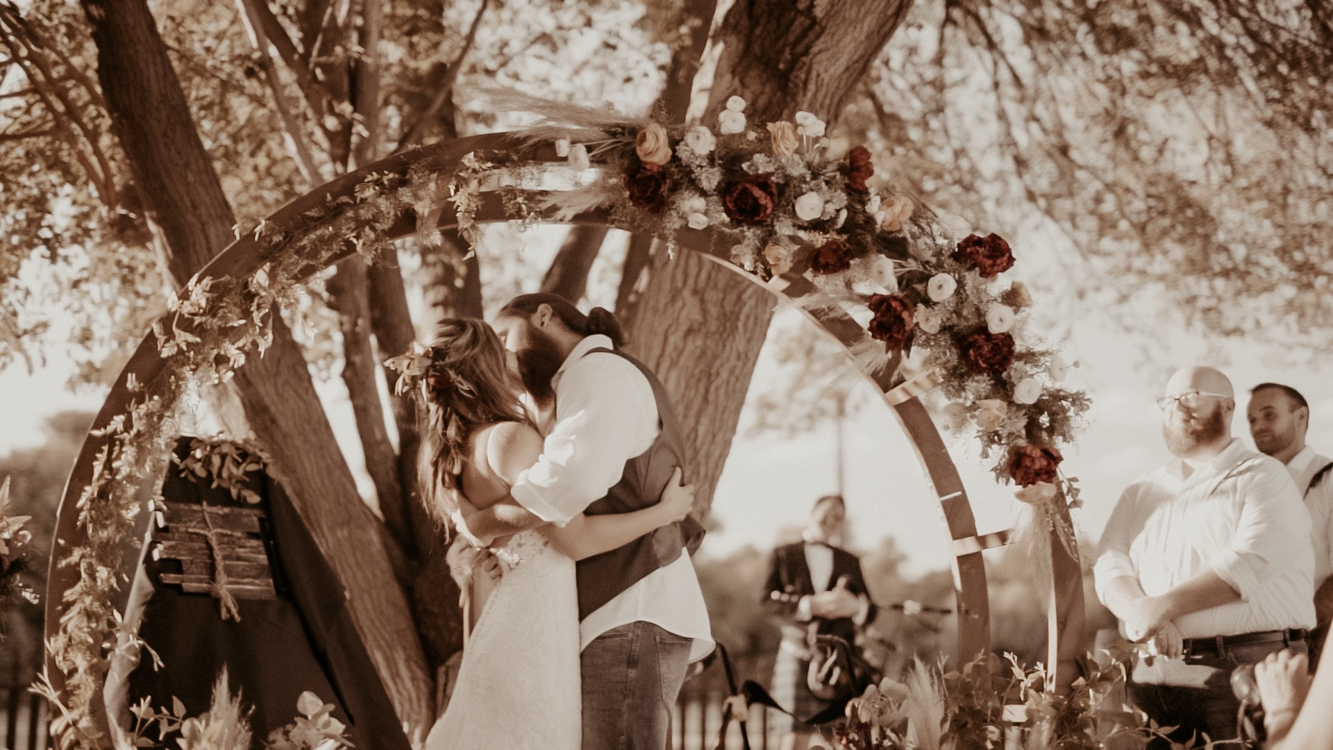 Noel + Matt | Cottonwood, Arizona | The Barn at UVX Rustic Ranch