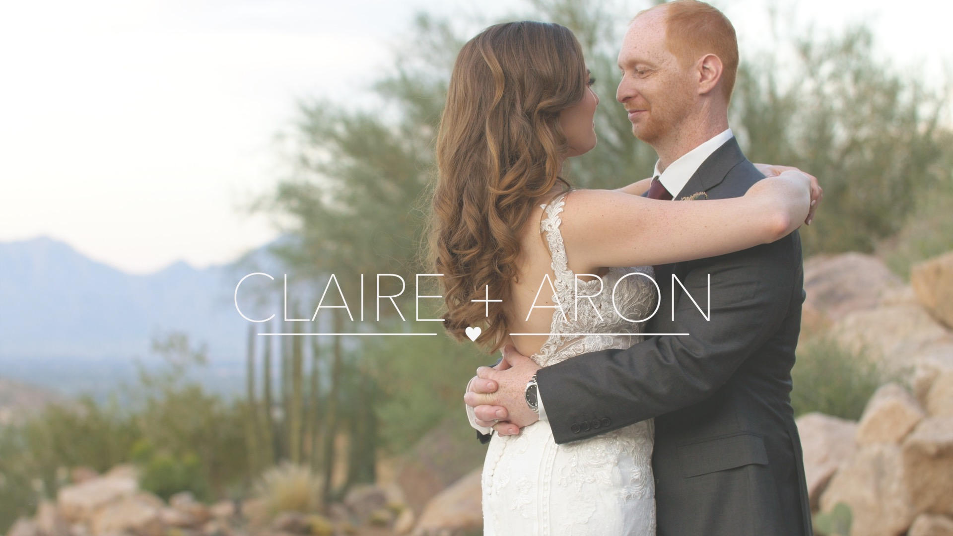 Claire Payne + Aron Weisskopf | Scottsdale, Arizona | Sanctuary at Camelback Mountain