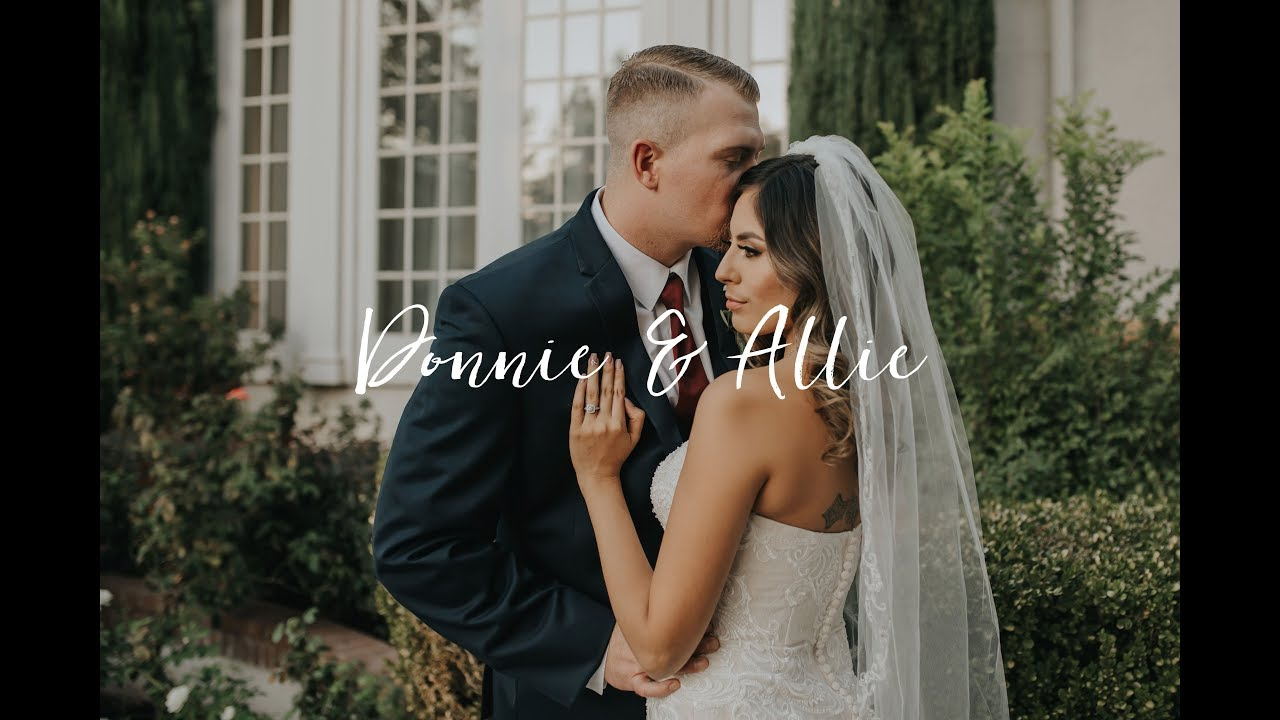 Donnie + Allie | Sacramento, California | Vizcaya Sacramento