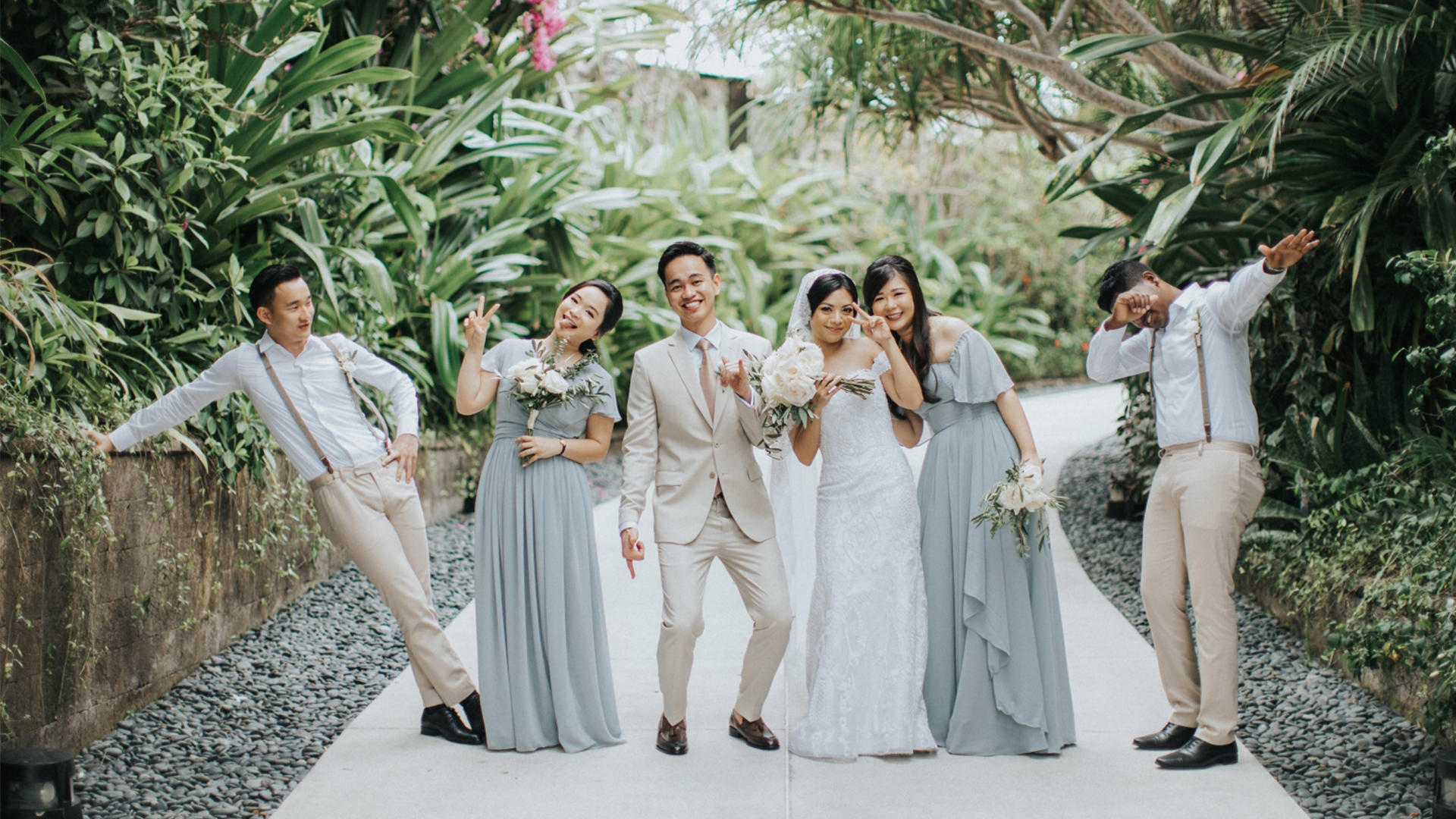 Kevin + Neysa | Bali, Indonesia | The Edge