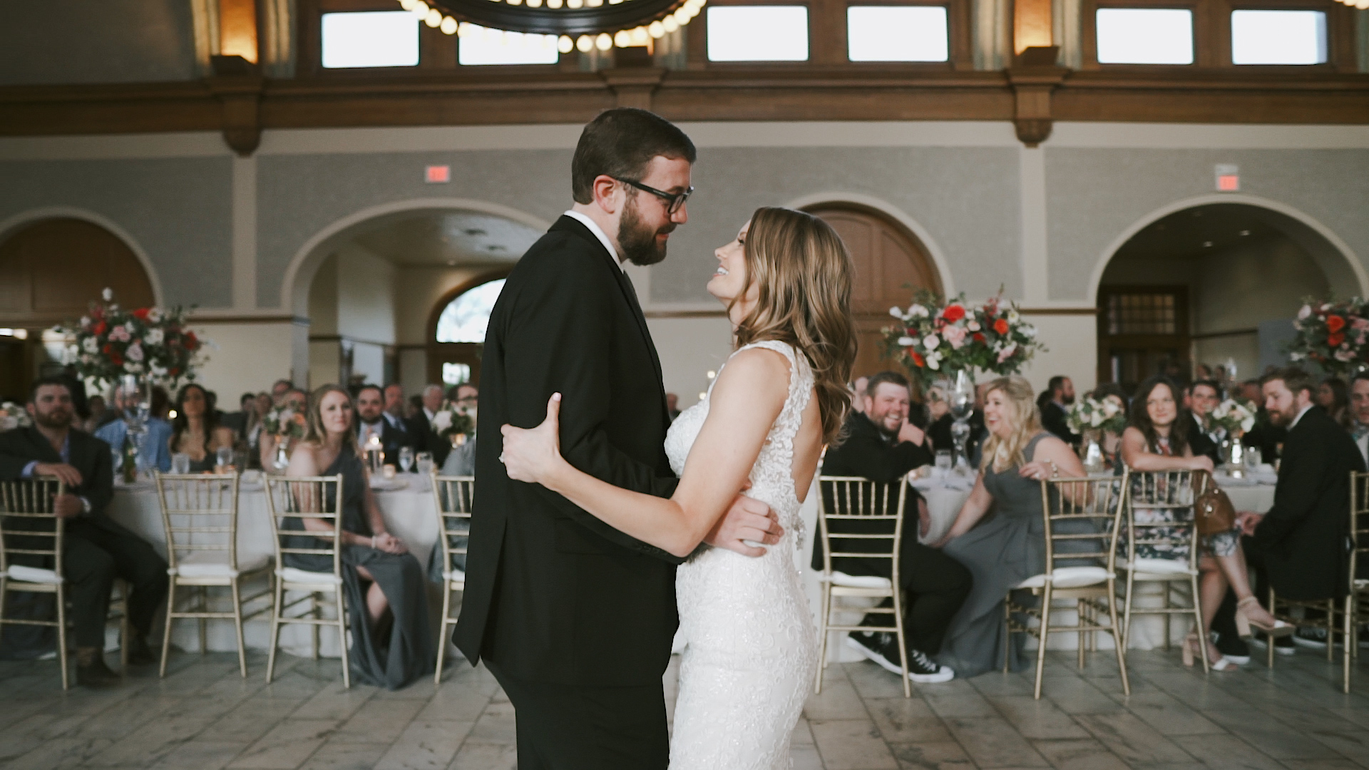 Katie + Jason | Fort Worth, Texas | The Ashton Depot