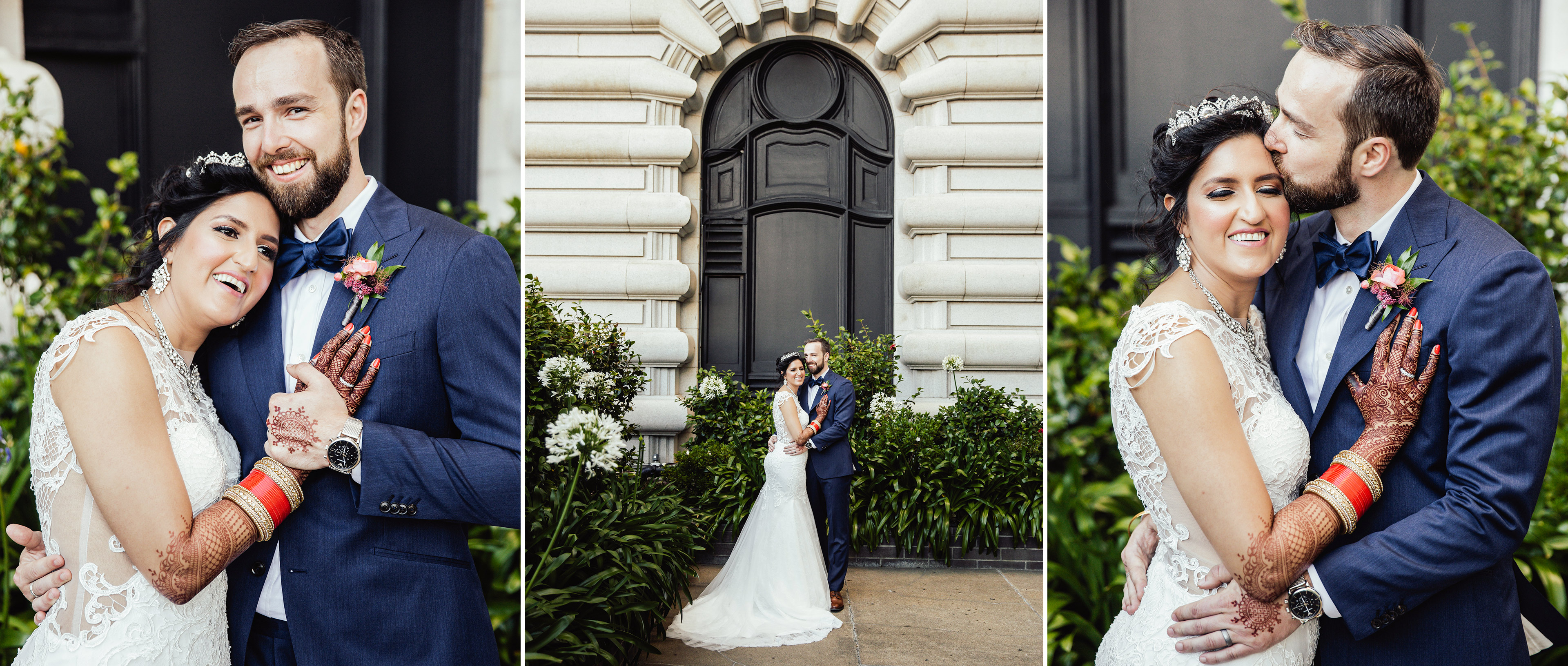 Tobias + Poornima | San Francisco, California | Fairmont San Francisco