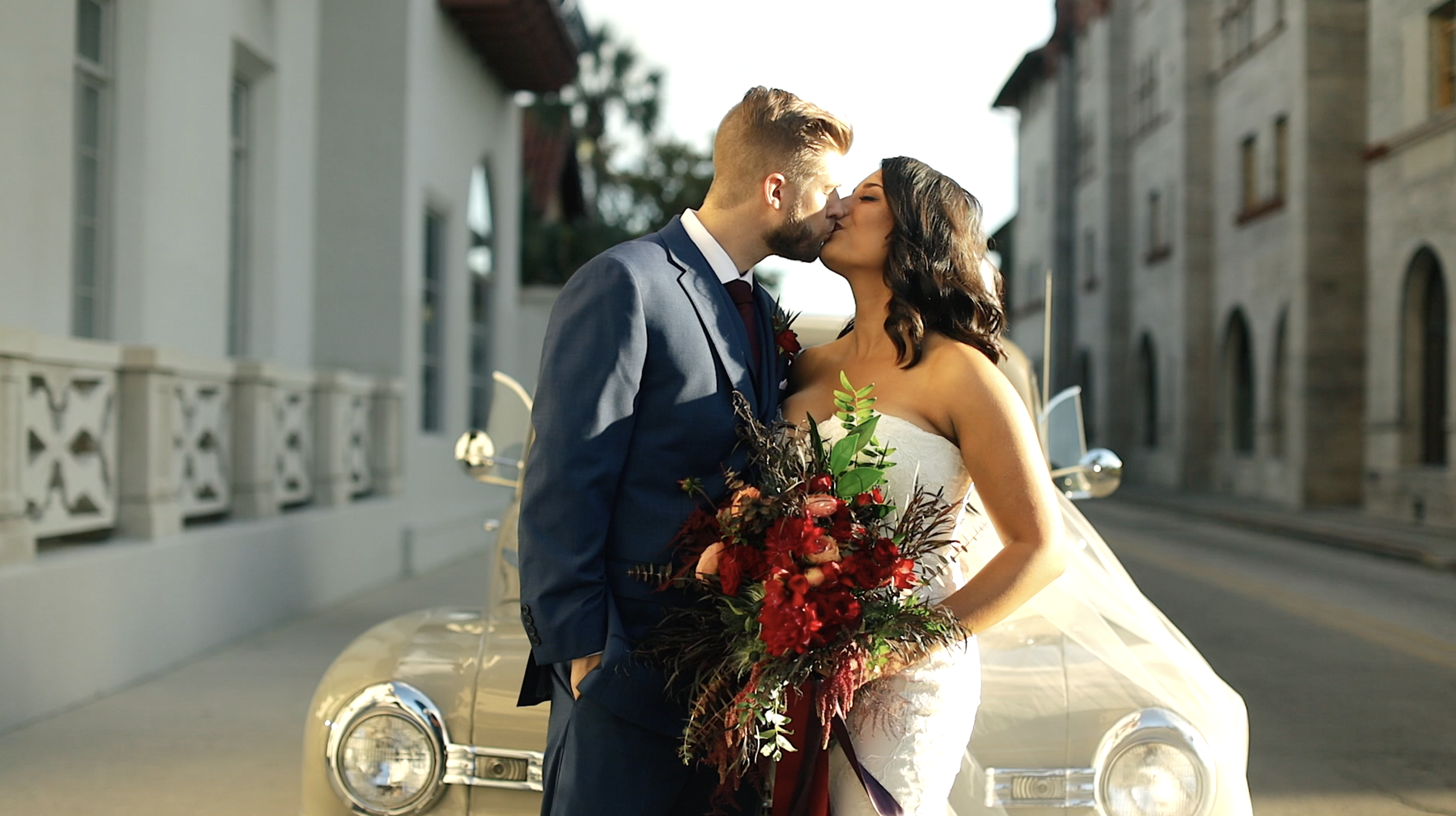 Erica + Carson | St. Augustine, Florida | Treasury on the Plaza