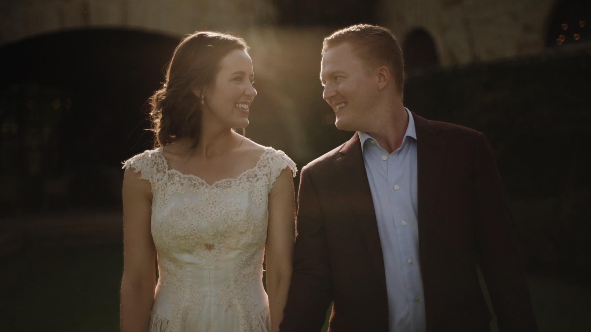 Traci Young Byron Wedding.Fun Love Stories Tv