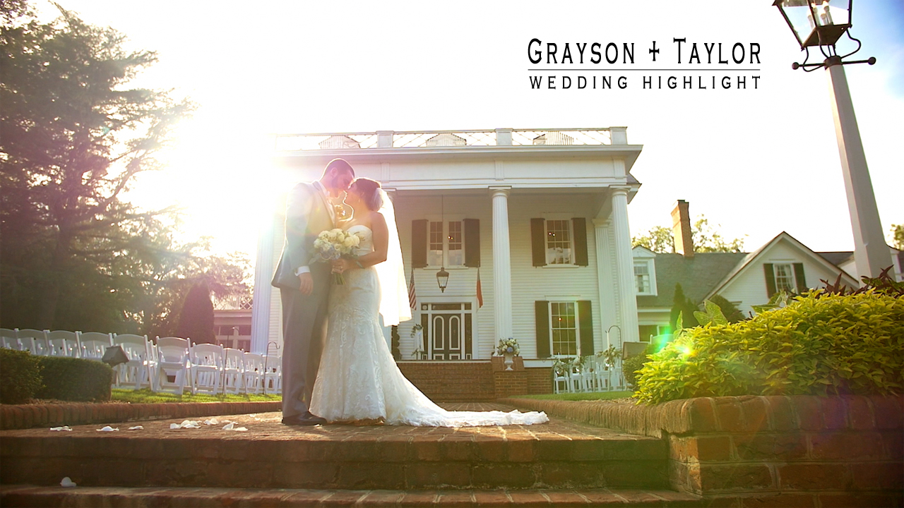Grayson + Taylor | Nashville, North Carolina | Rose Hill Plantation