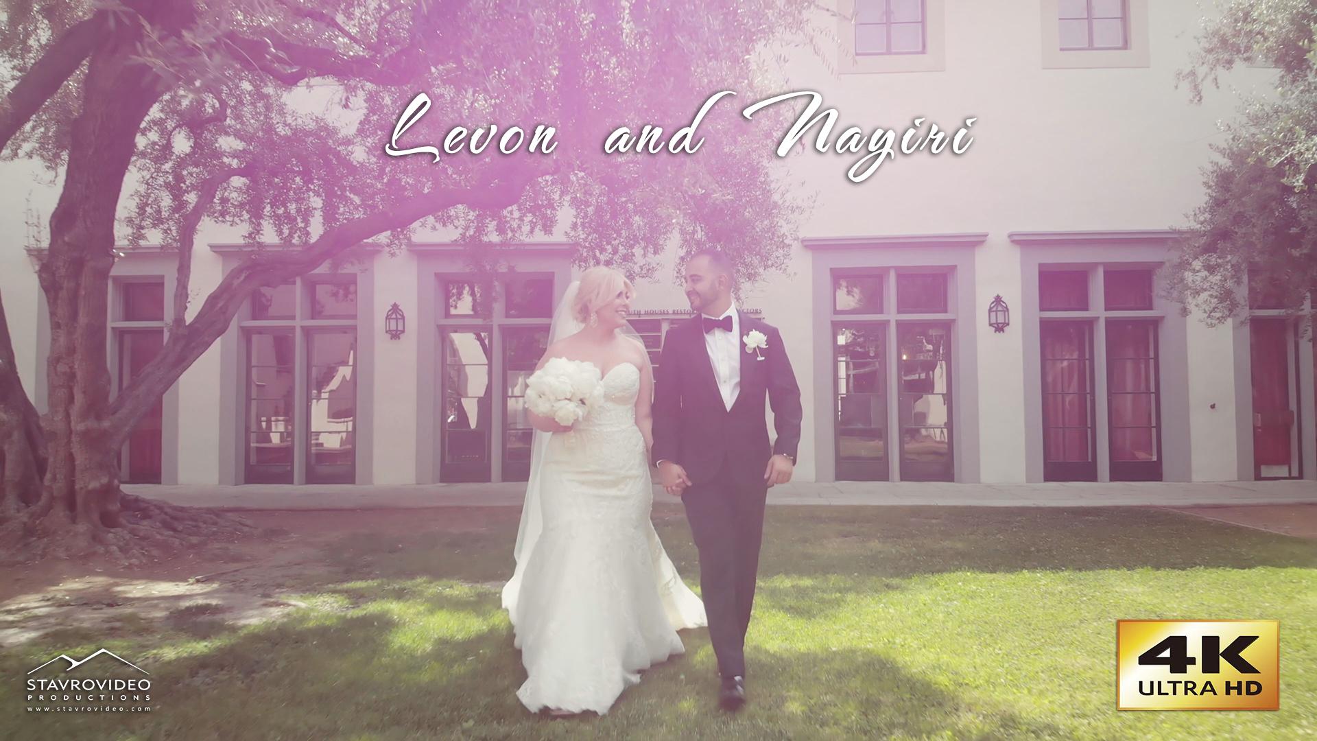 Levon + Nayiri | Glendale, California | Renaissance