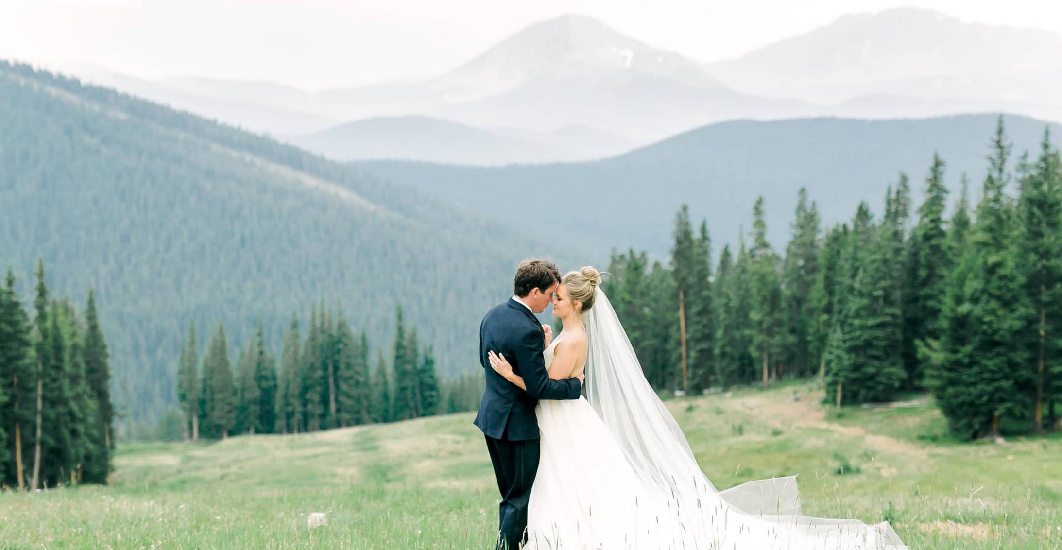 Katherine + Brian | Keystone, Colorado | Timber Ridge