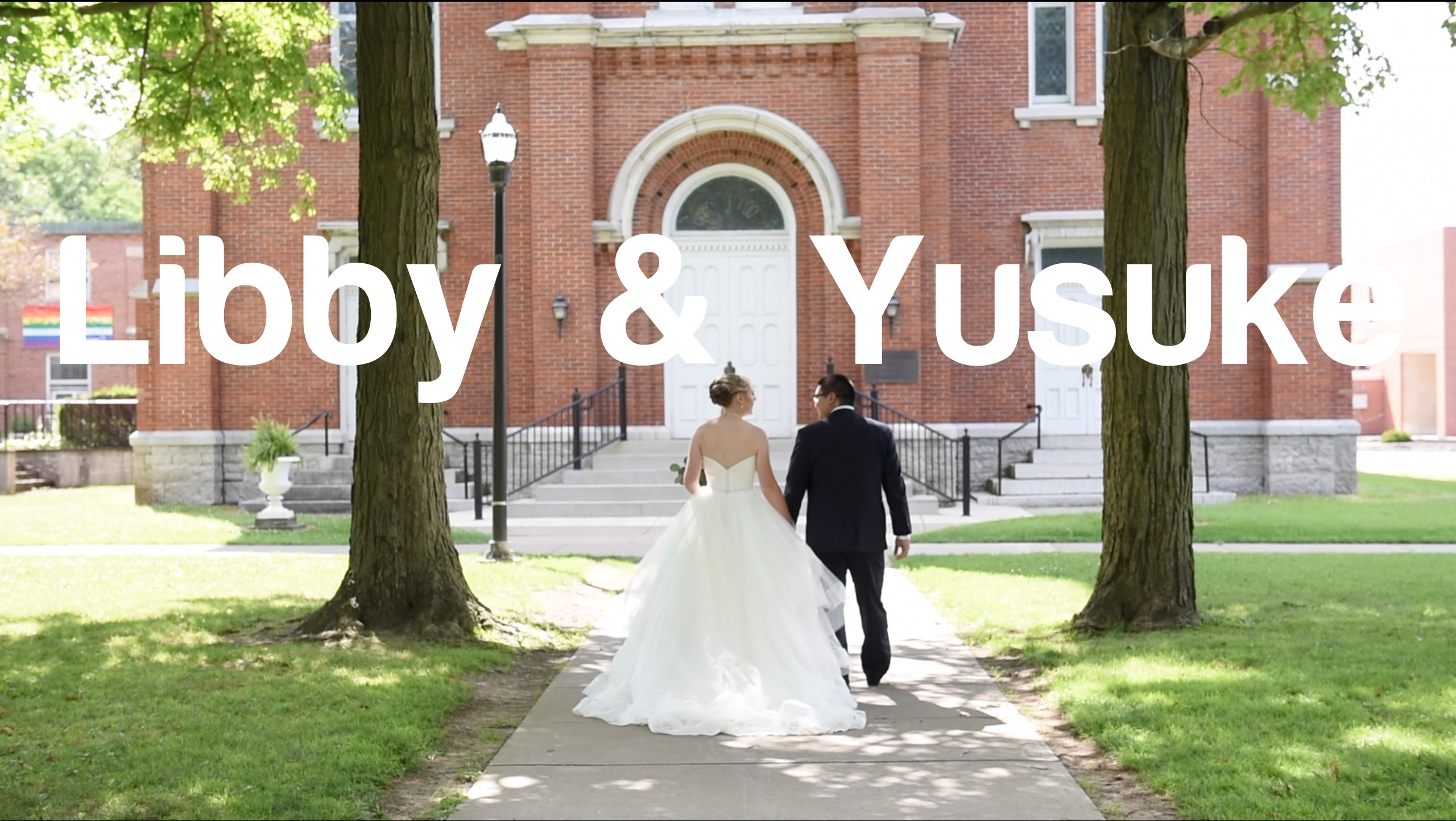 Libby + Yusuke | Homer, New York | Center 4 The Arts