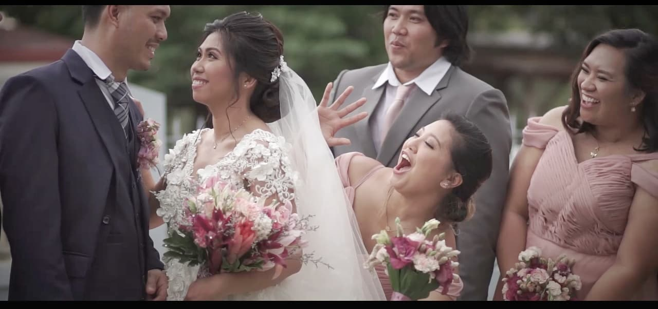 Arnel + Caitlin | Bayombong, Philippines | Balay Gloria