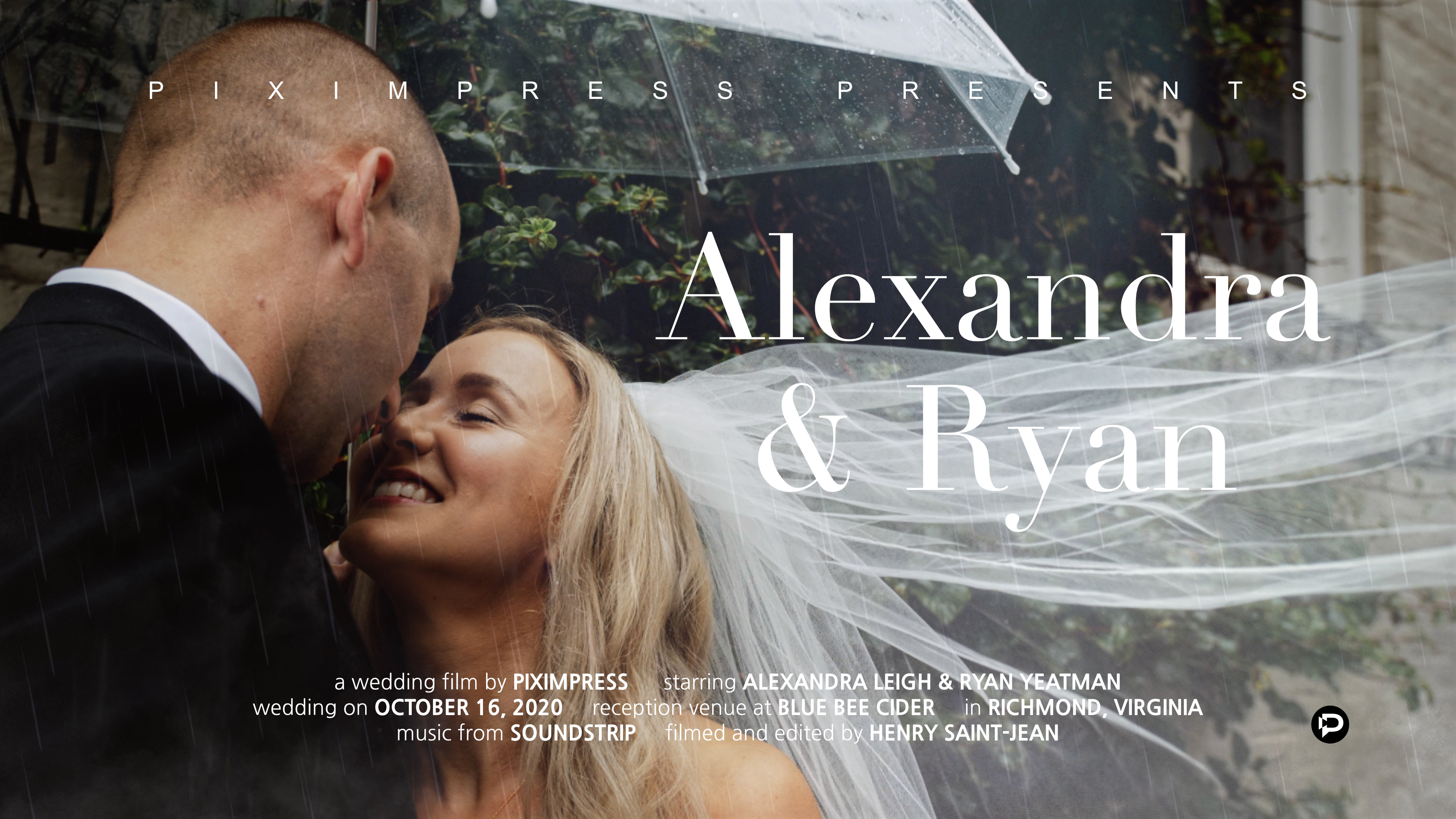 Alexandra + Ryan | Richmond, Virginia | Blue Bee Cider