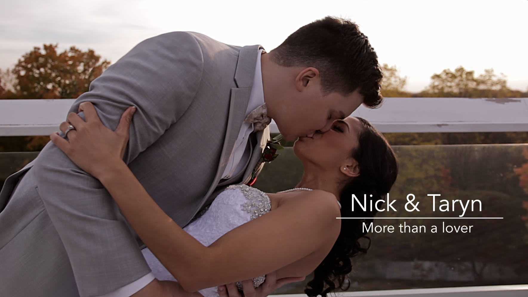 Nick + Taryn | Vaughan, Canada | The Doctor's House