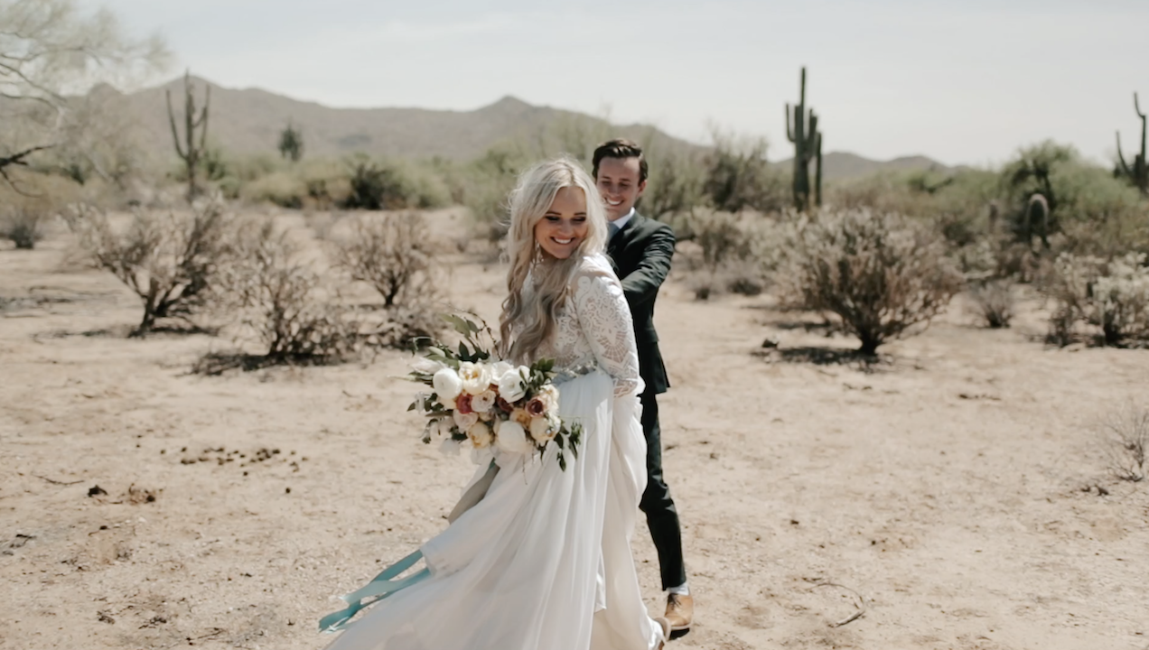 Breea + Cody | Gilbert, Arizona | Bride + Groom