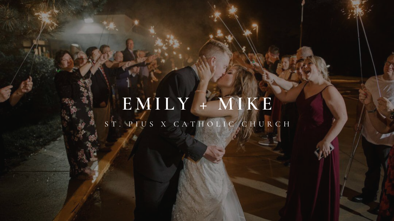 Emily + Mike | Mission, Kansas | Abdallah Shrine Temple
