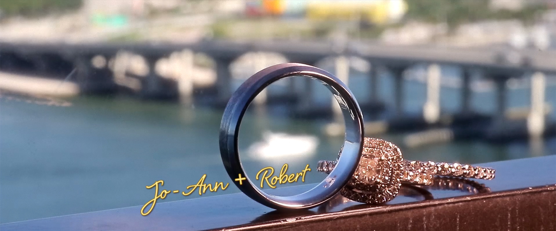 Jo-Ann + Robert | Miami, Florida | Trinity Episcopal Church