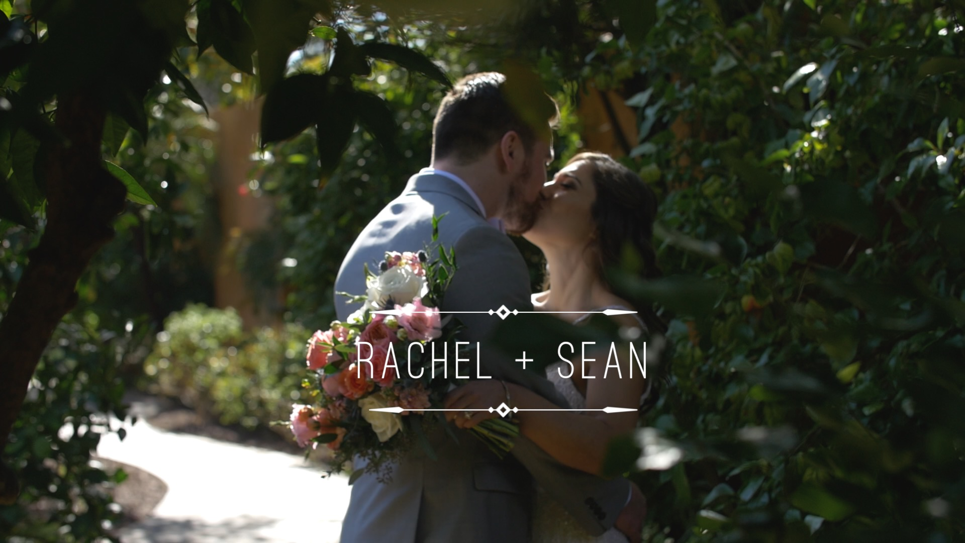 Rachel + Sean | Phoenix, Arizona | Royal Palms Resort