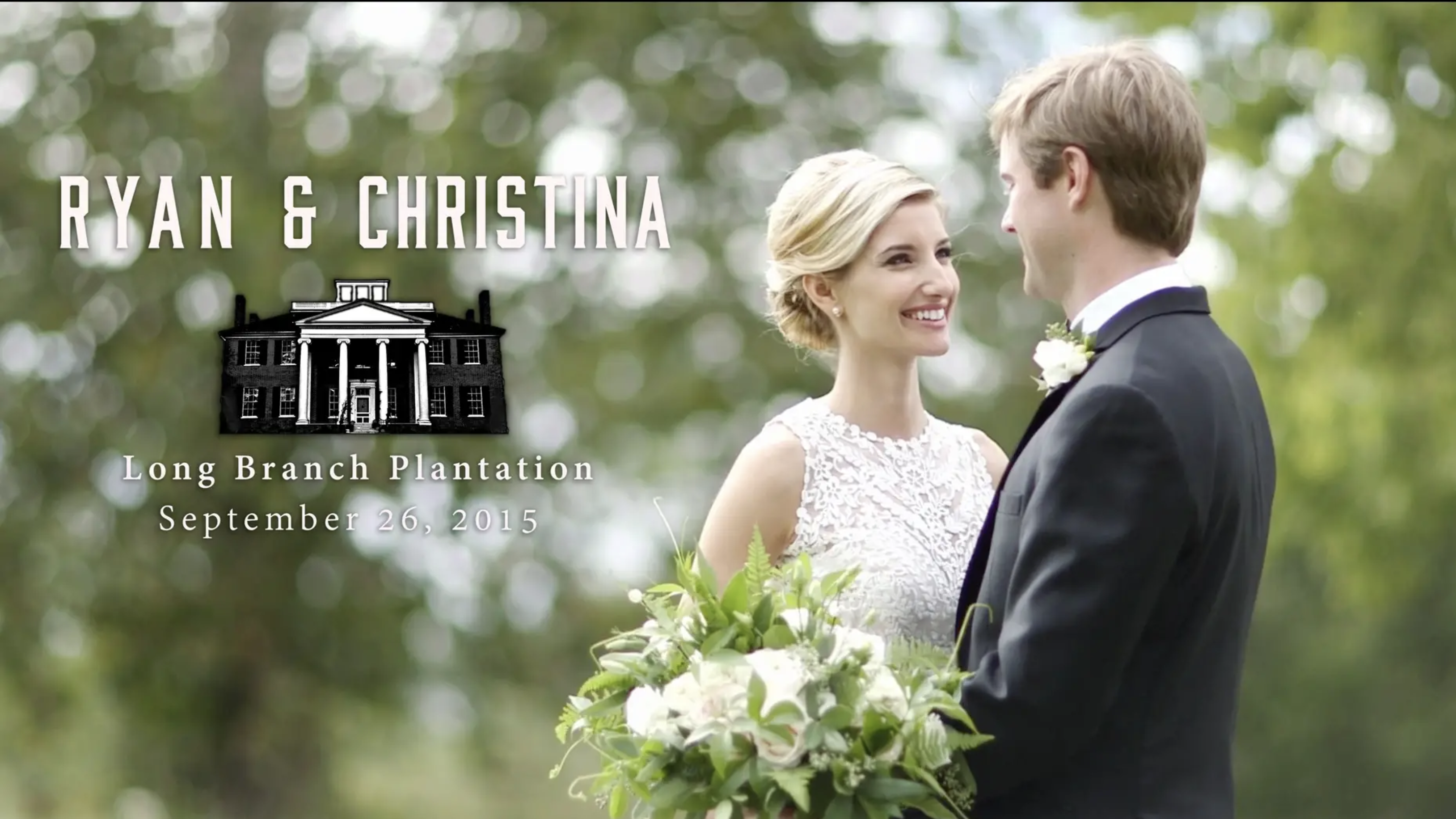 Ryan + Christina | Millwood, Virginia | long branch plantation