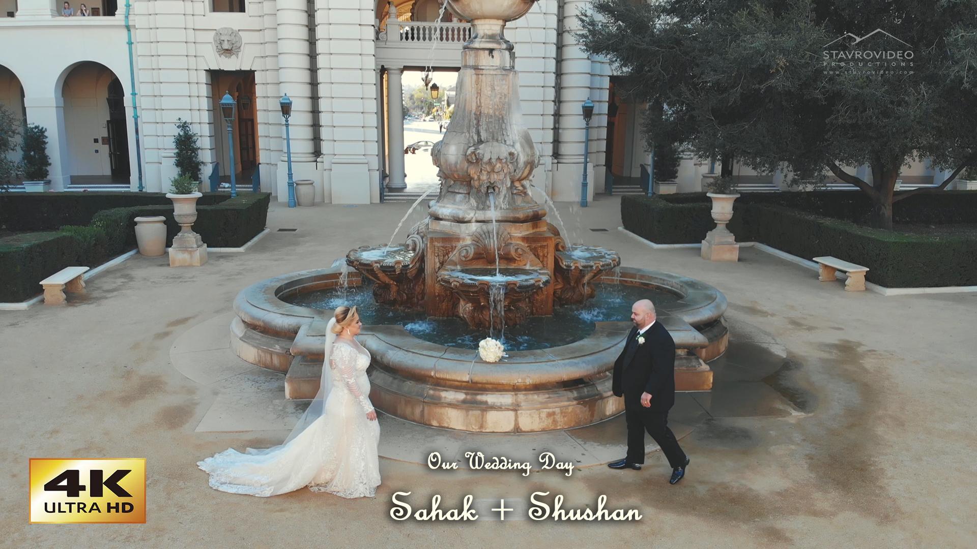 Sahak + Shushan | Glendale, California | Anoush banquet hall