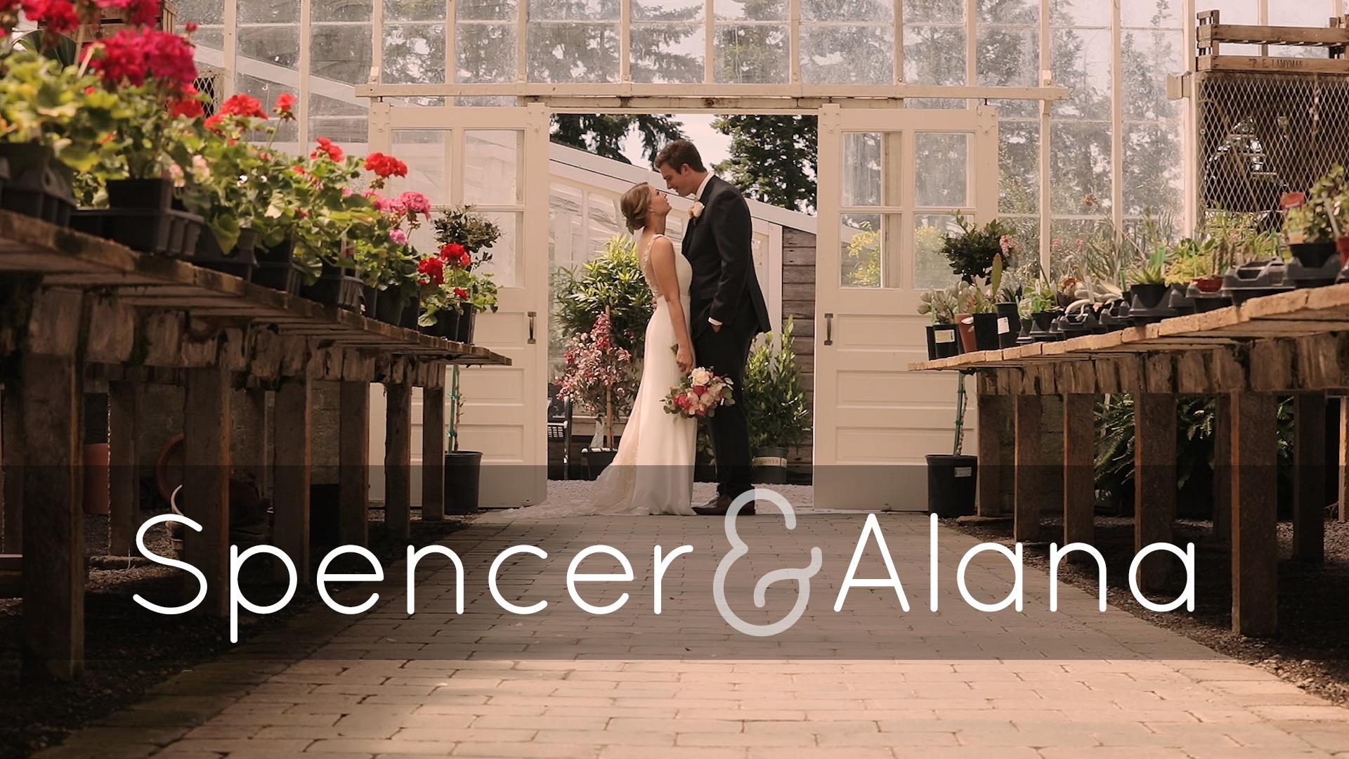 Alana + Spencer   Mount Vernon, Washington   Roozengarde