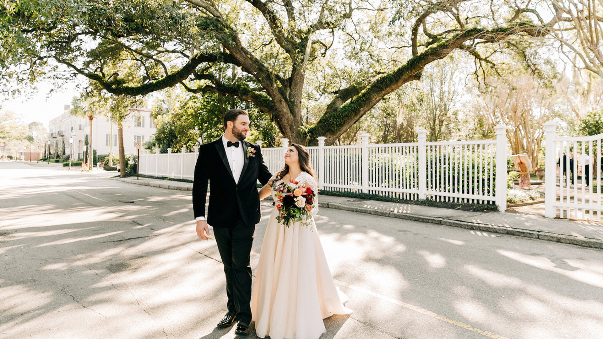Katelyn + Christopher | Charleston, South Carolina | Gov. Thomas Bennett House
