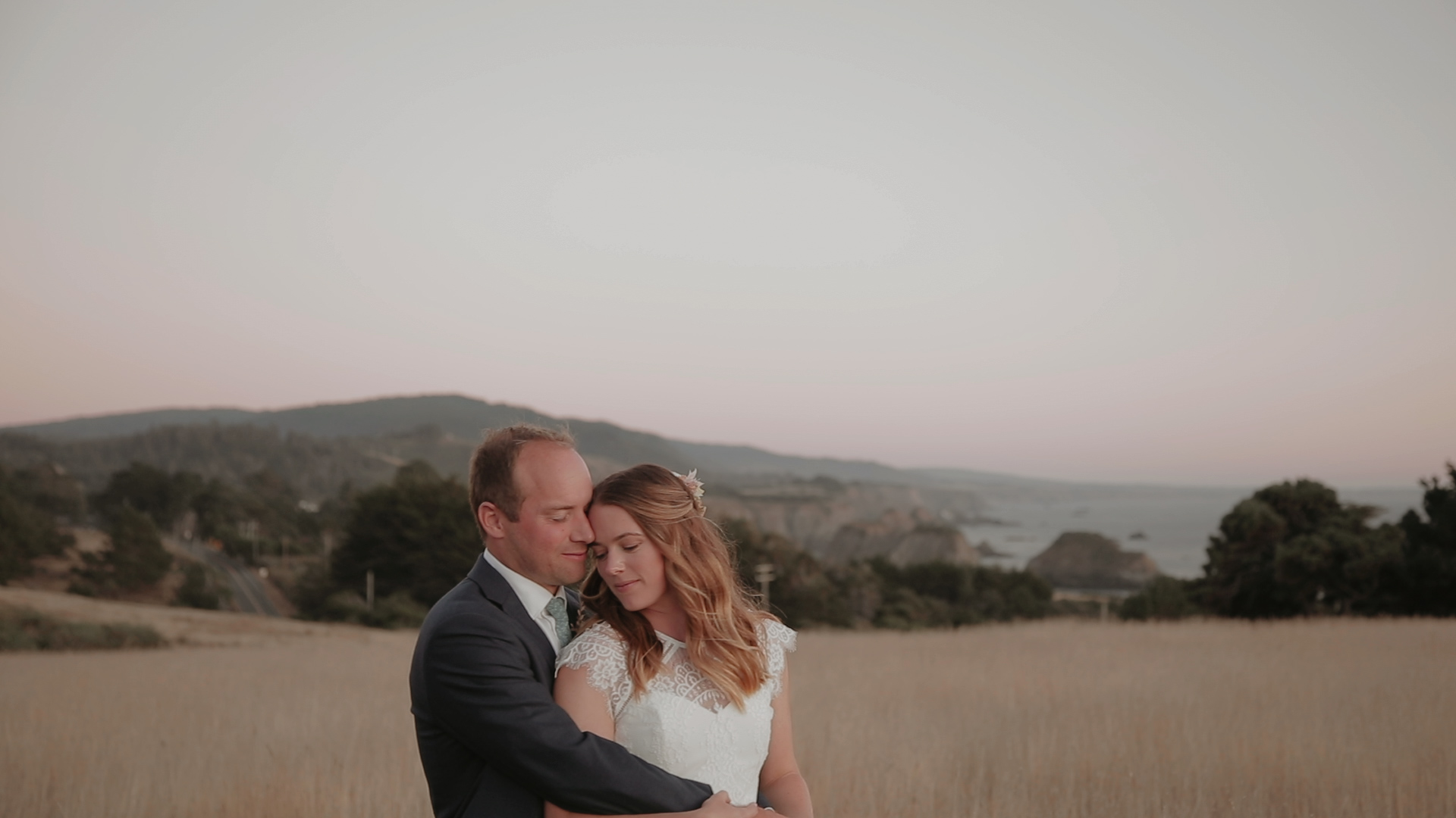 Ali + Sean  | Elk, California | Cuffey's Cove