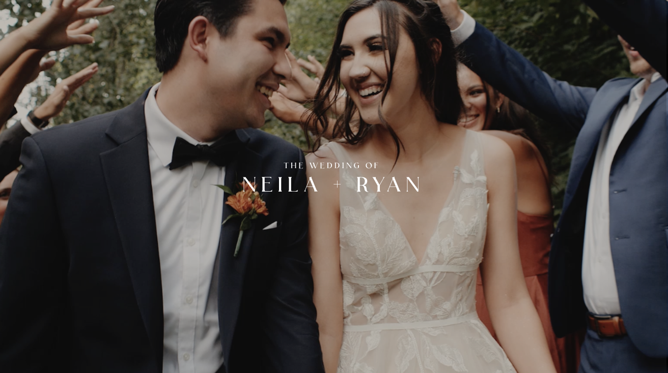 Neila + Ryan | Maple Grove, Minnesota | Backyard