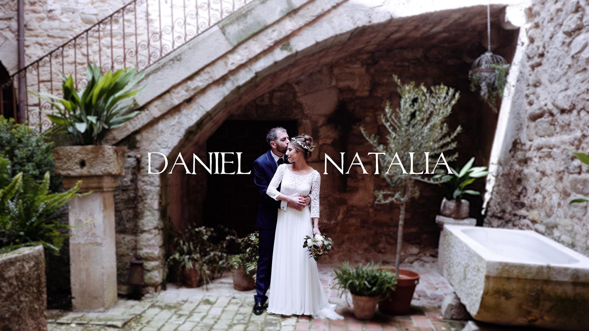 Daniel + Natalia | Barcelona, Spain | Castle