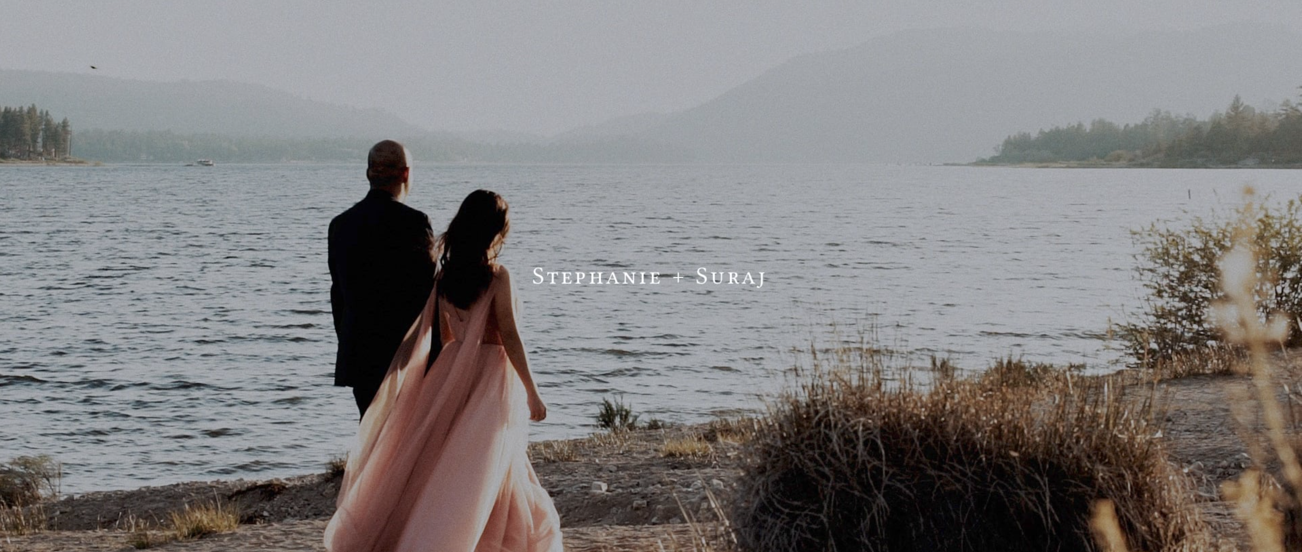 Stephanie + Surage | Lake Arrowhead, California | lake arrowhead resort and spa