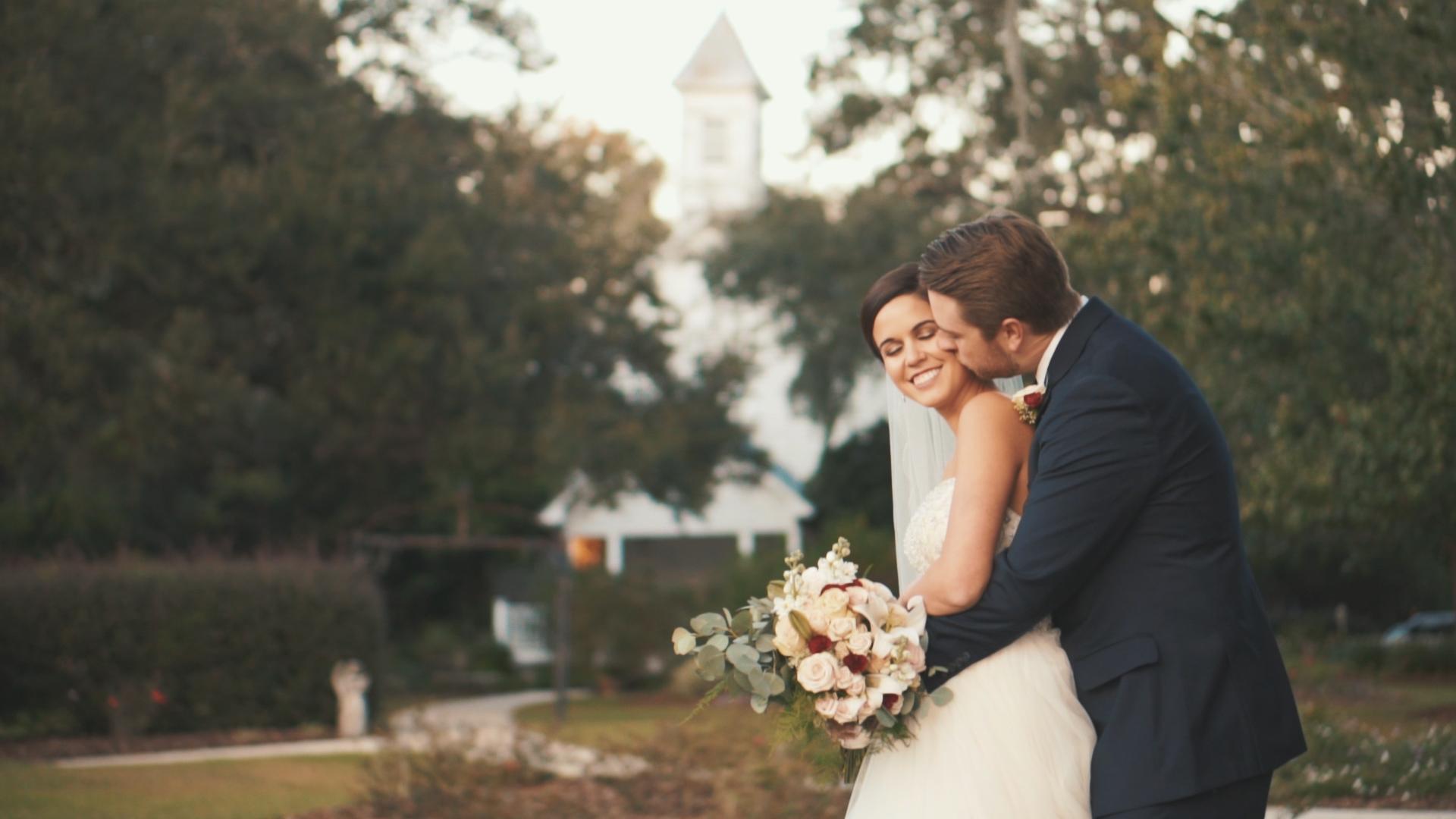Morghan + Blair | Tallahassee, Florida | Shiloh Farm