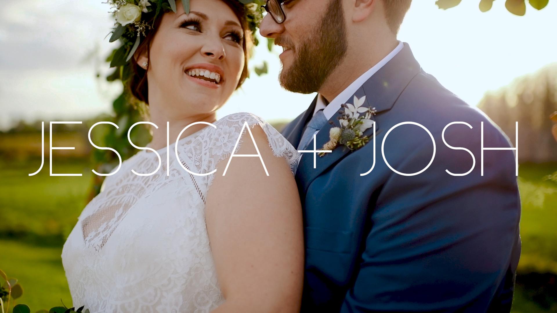 Jessica + Josh | Polk County, Florida | A Barn