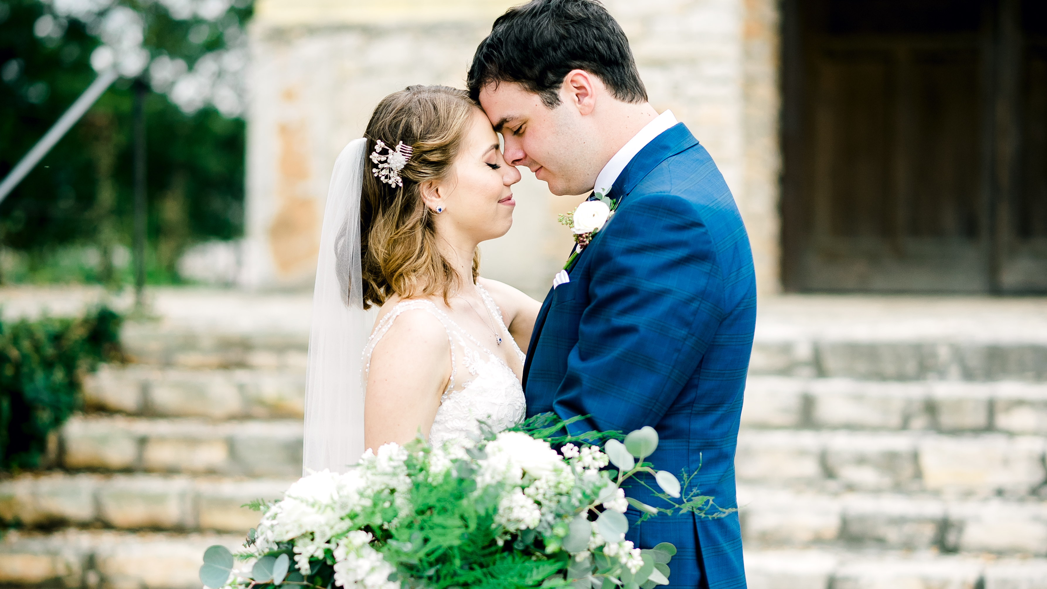 Emily + Kevin | Dripping Springs, Texas | Camp Lucy Ian's Chapel