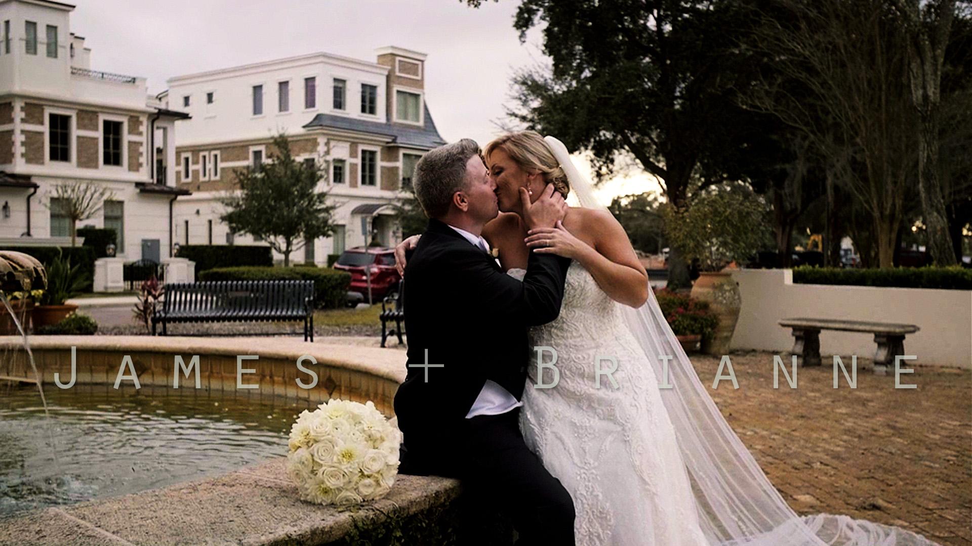 James + Brianne | Winter Park, Florida | Casa Feliz