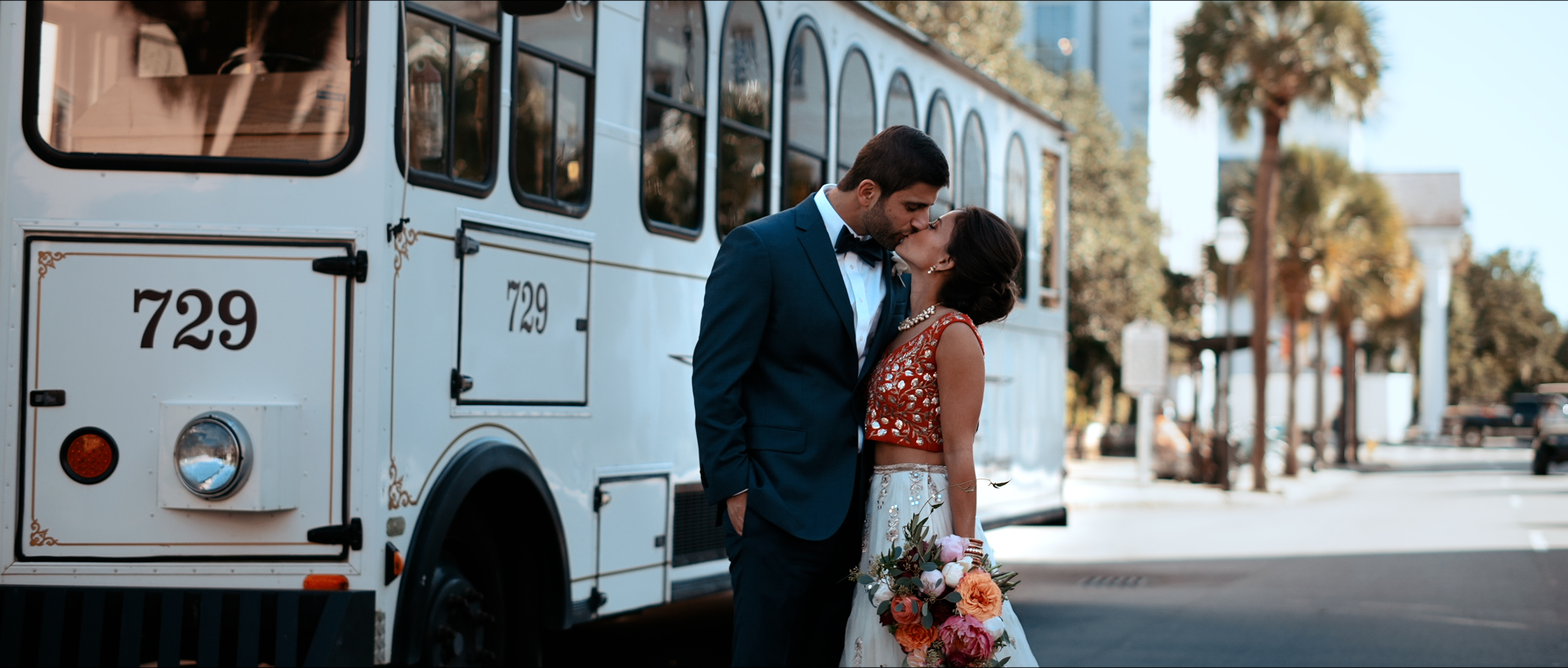Preeya + Mike | Charleston, South Carolina | Merchants Hall