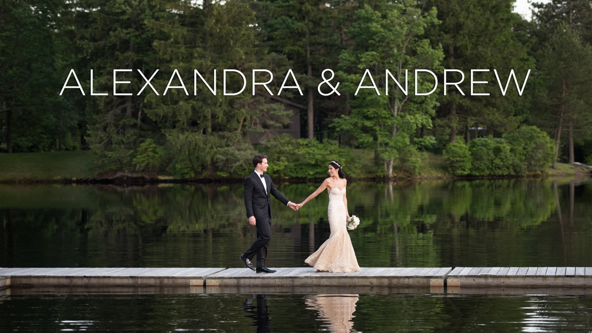 Alexandra + Andrew | New York, New York | Cedar Lakes Estate
