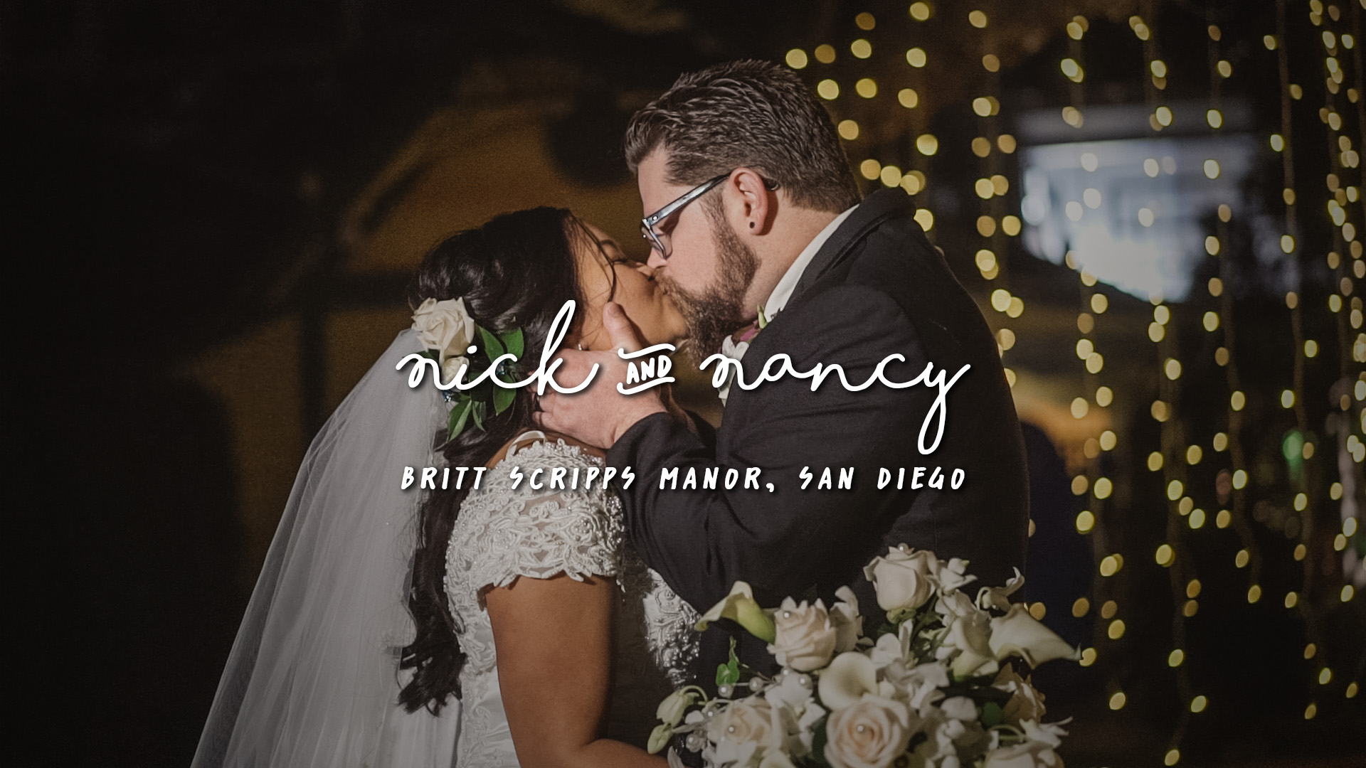 Nick + Nancy | San Diego, California | Britt Scripps Manor