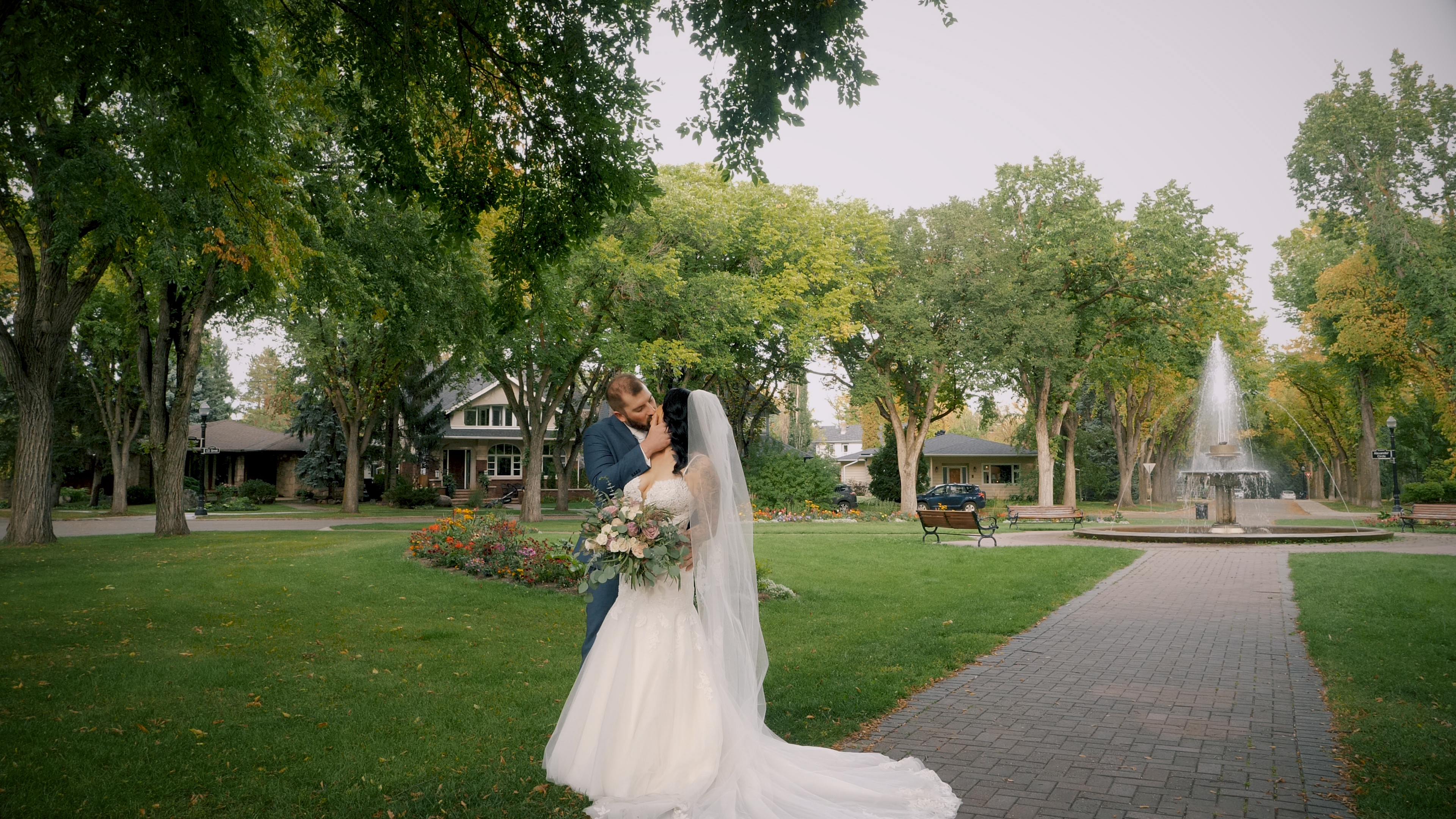 Colin + Kayla | Edmonton, Canada | The Oasis Center