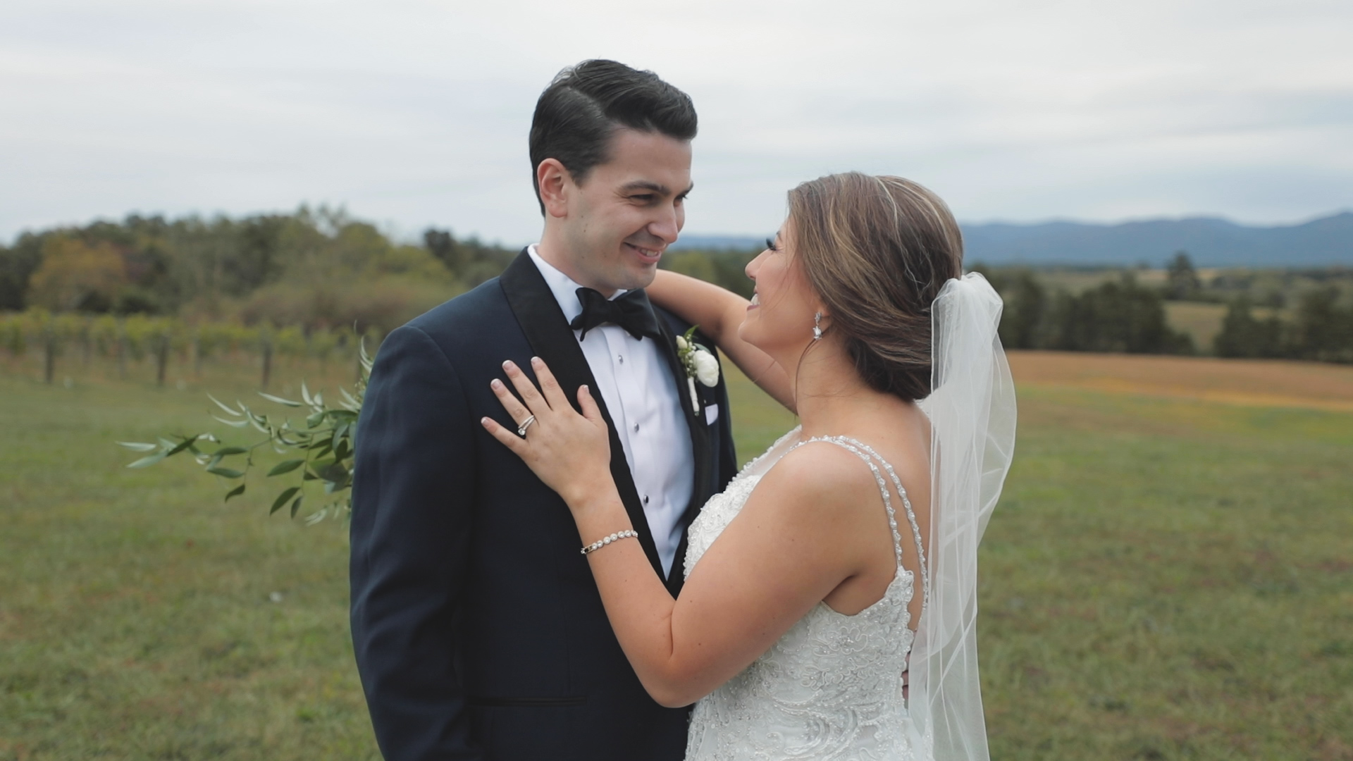 Kaitlyn + Nick | Mount Crawford, Virginia | CrossKeys Vineyards