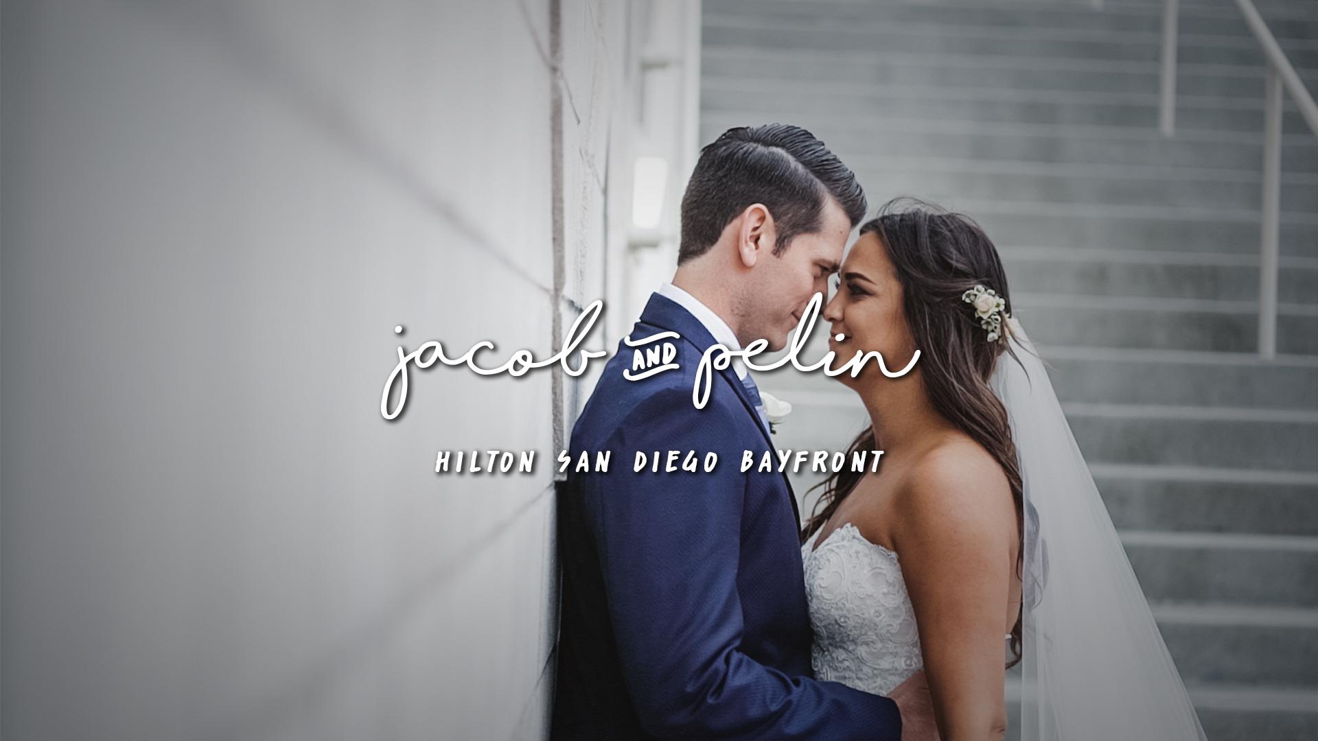 Jacob + Pelin | San Diego, California | Hilton San Diego Bayfront