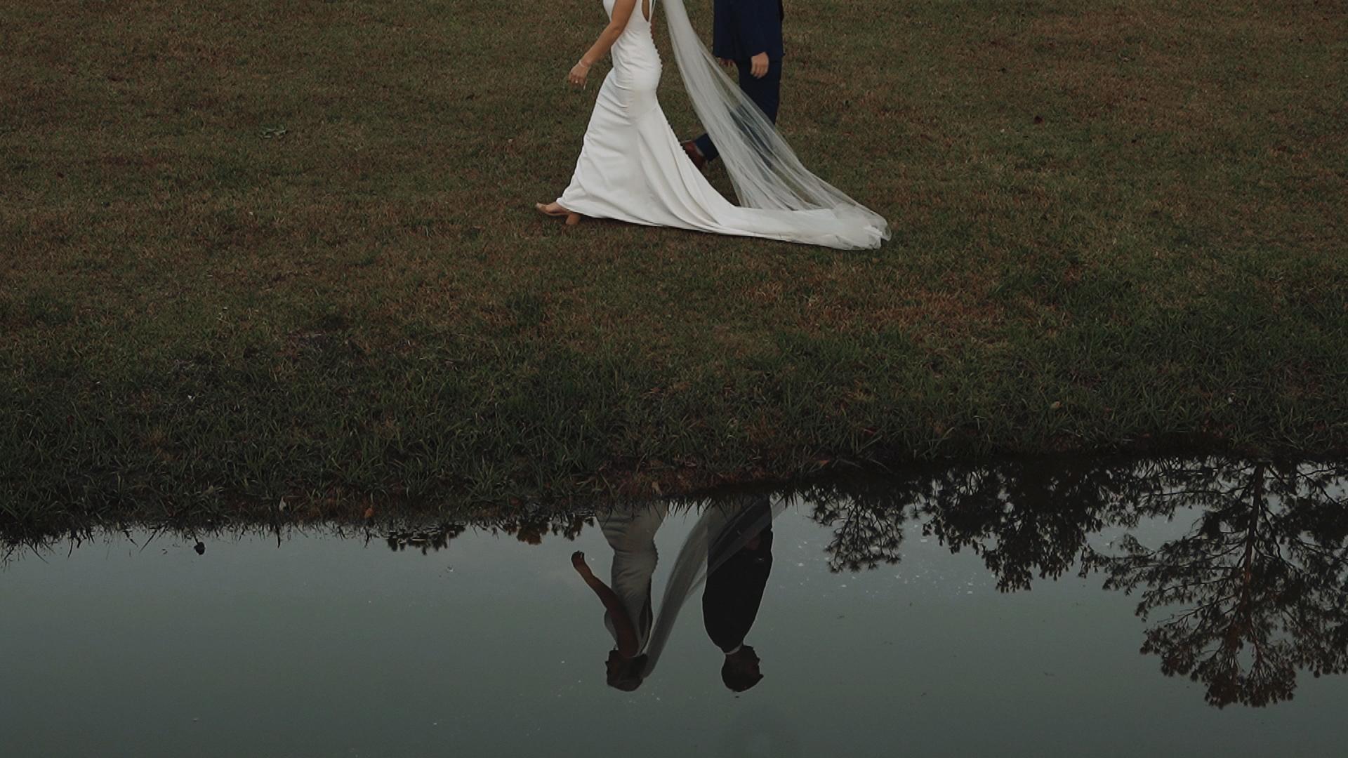 Meredith + Rushing | Spanish Fort, Alabama | Izenstone Wedding Venue