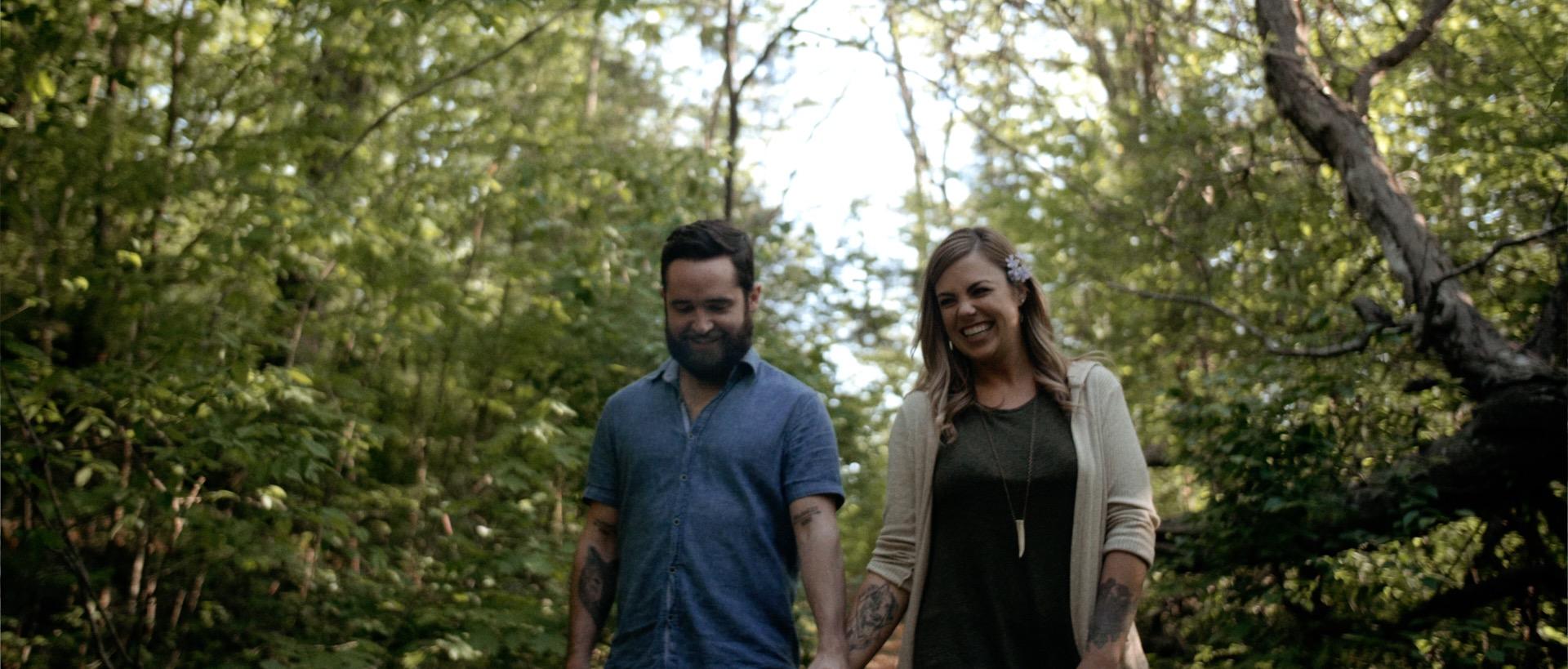 Christian + Sara | Trenton, Georgia | The Barn at High Point